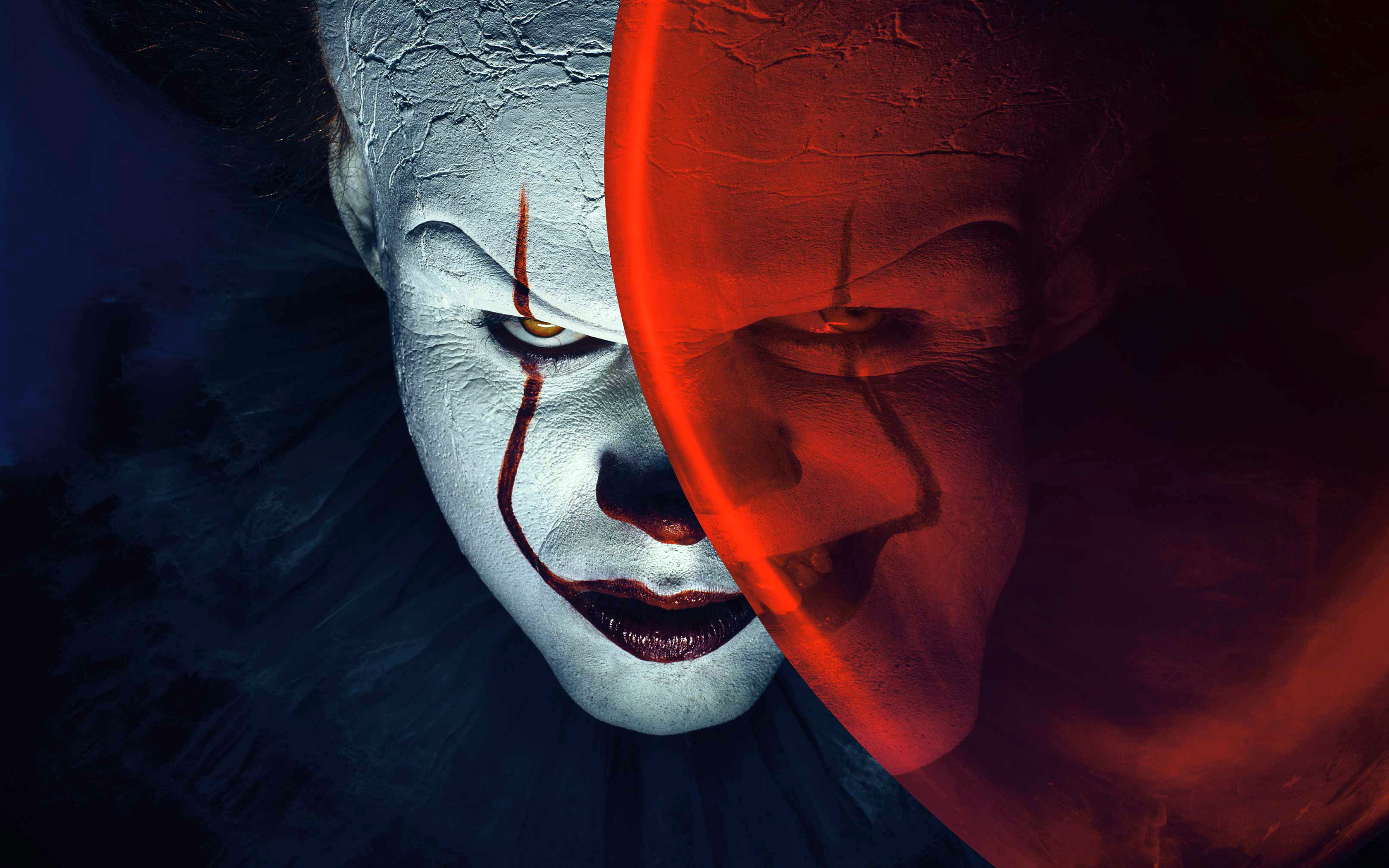 Wonder 2017 4k Movie Hd Movies 4k Wallpapers Images: Pennywise The Clown It 2017 Movie 4k, HD Movies, 4k