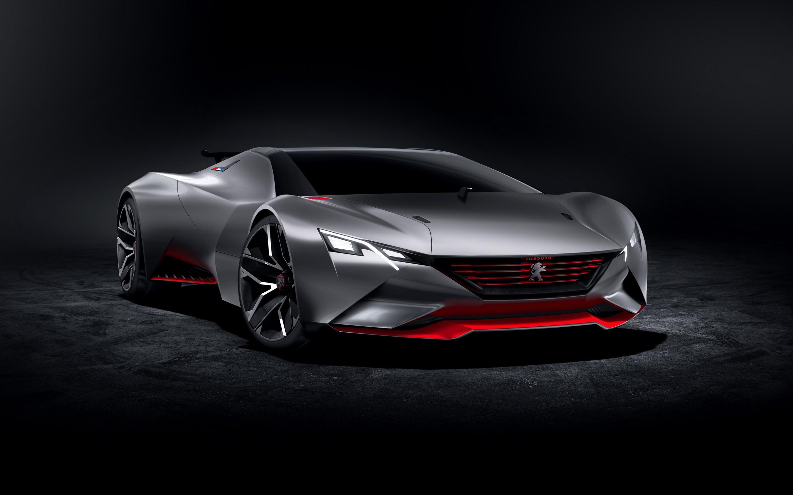 Gran Turismo Wallpaper Hd: Peugeot Vision Gran Turismo 2, HD Cars, 4k Wallpapers