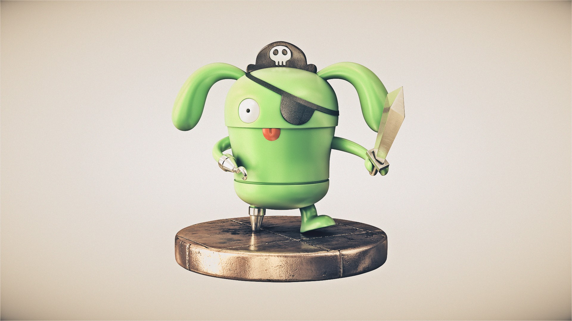 Pirate Android