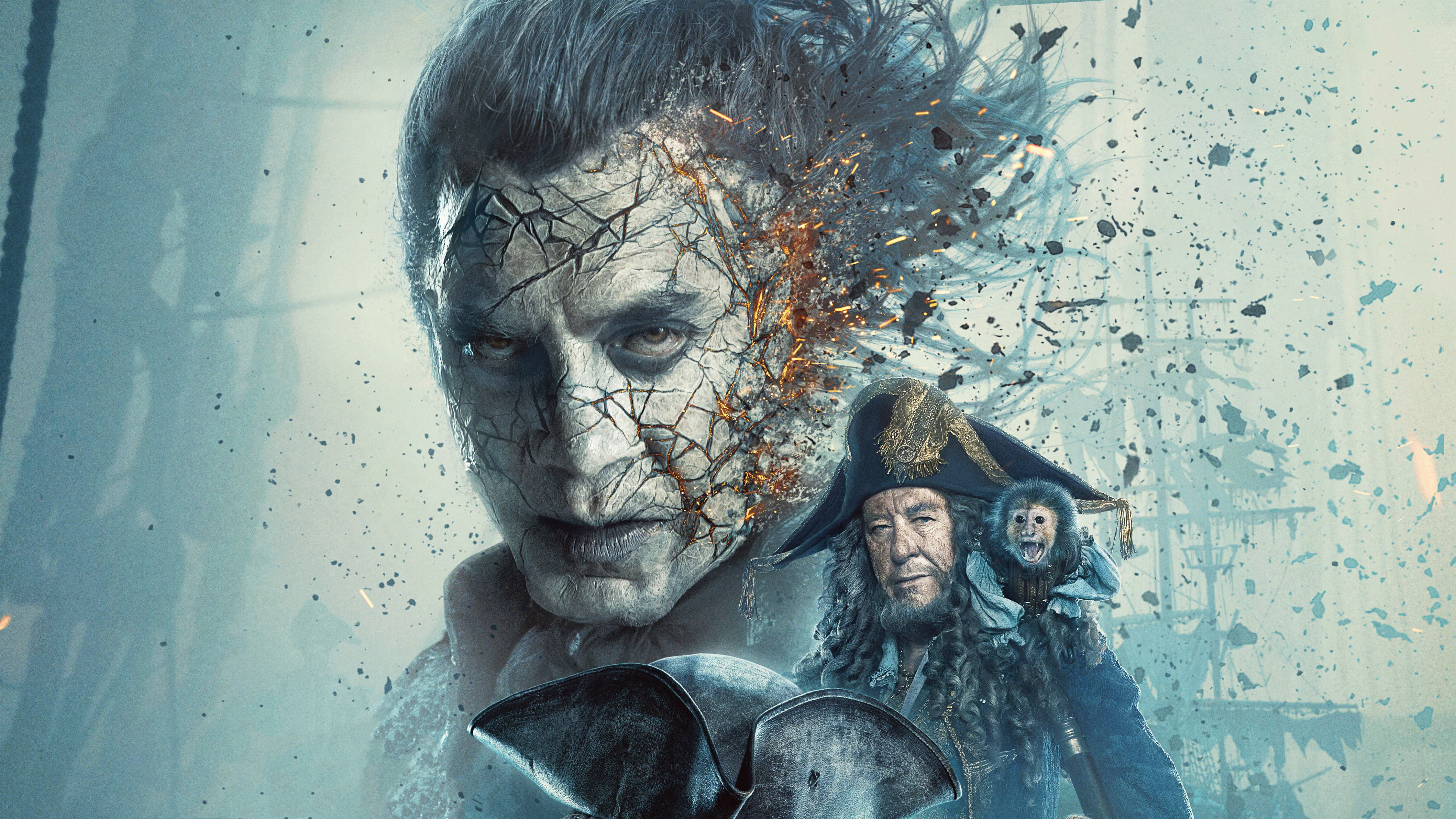 Caribbean Men: Pirates Of The Caribbean Dead Men Tell No Tales 2017 Movie