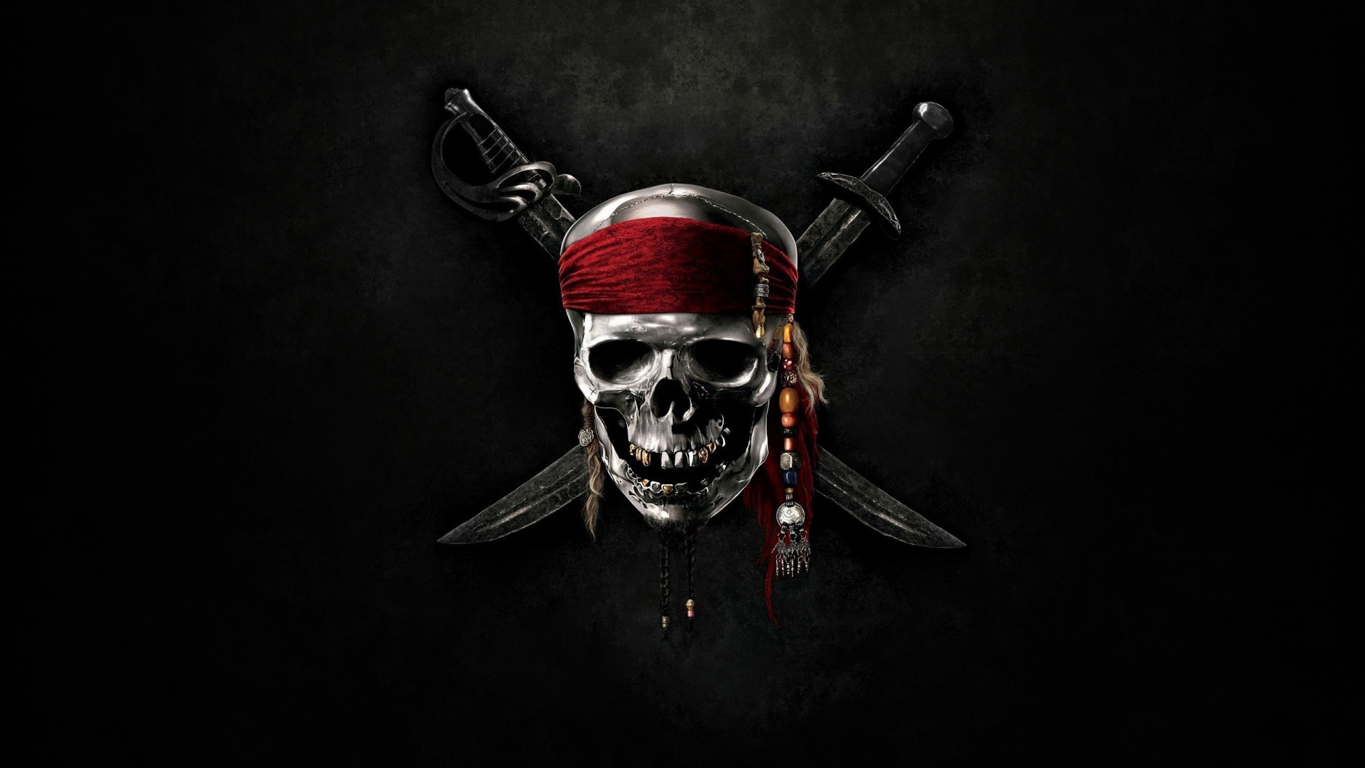 Pirates OF The Caribbean Skull