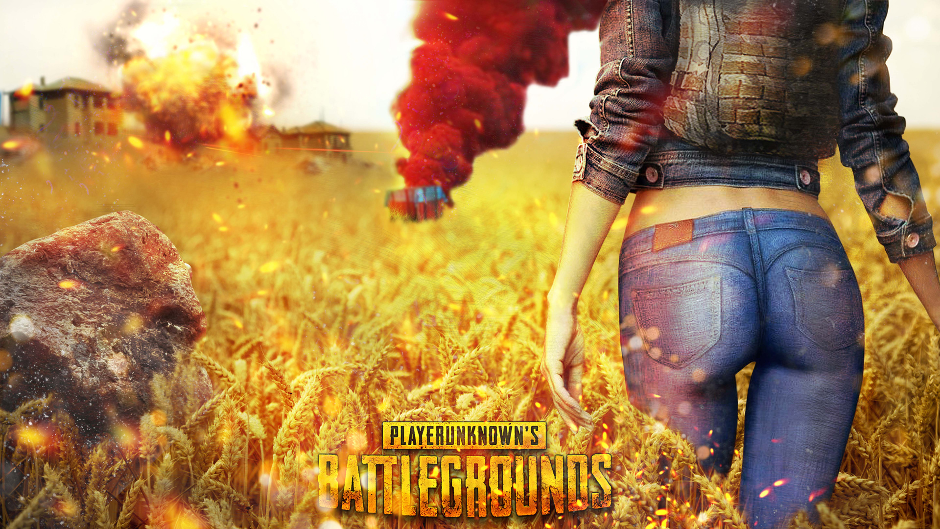 Top 13 Pubg Wallpapers In Full Hd For Pc And Phone: 1920x1080 Playerunknowns Battlegrounds 1080P Laptop Full