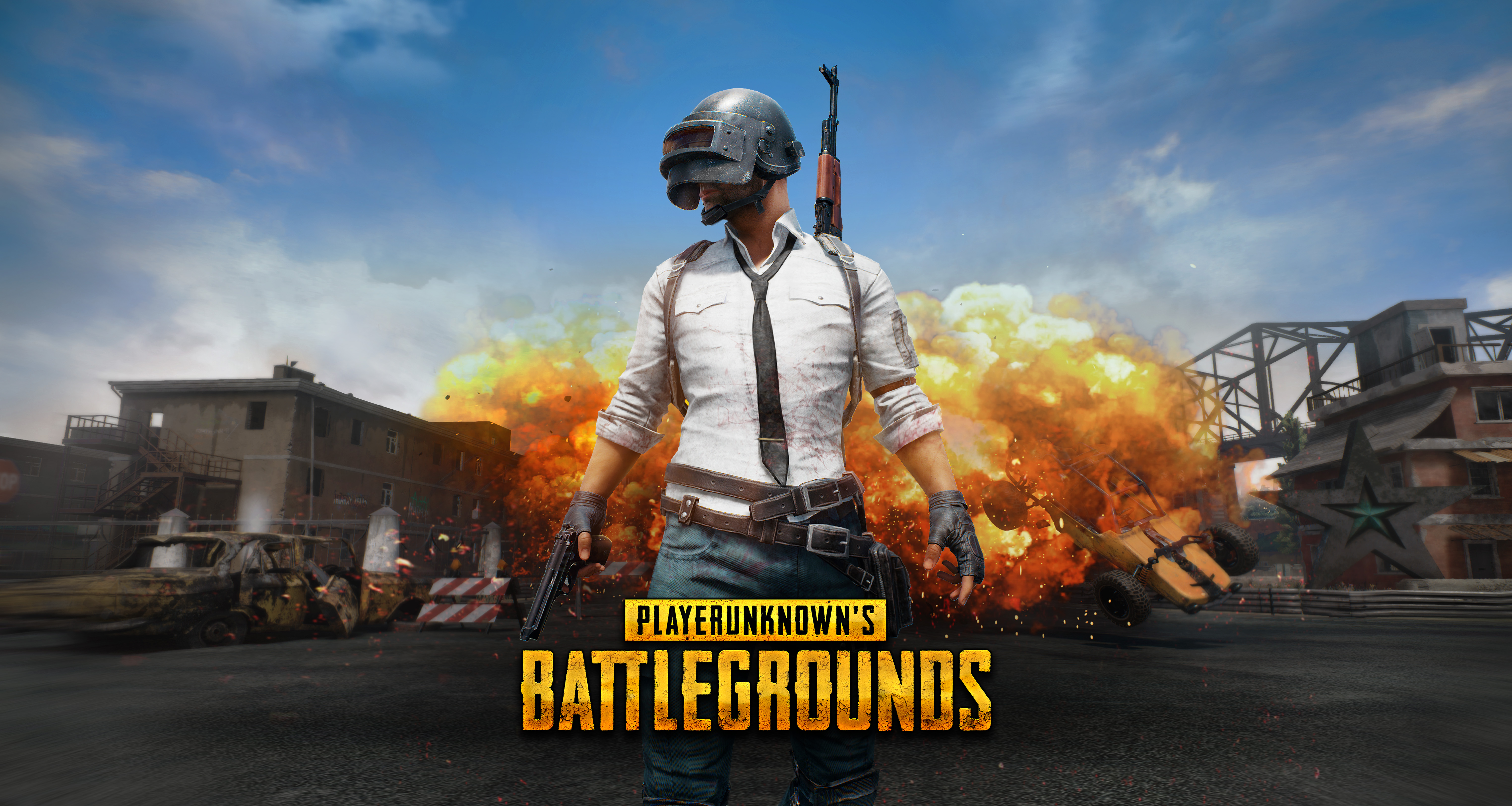 Wallpaper Playerunknown S Battlegrounds 2017 4k Games: PlayerUnknowns Battlegrounds 4k 5k, HD Games, 4k