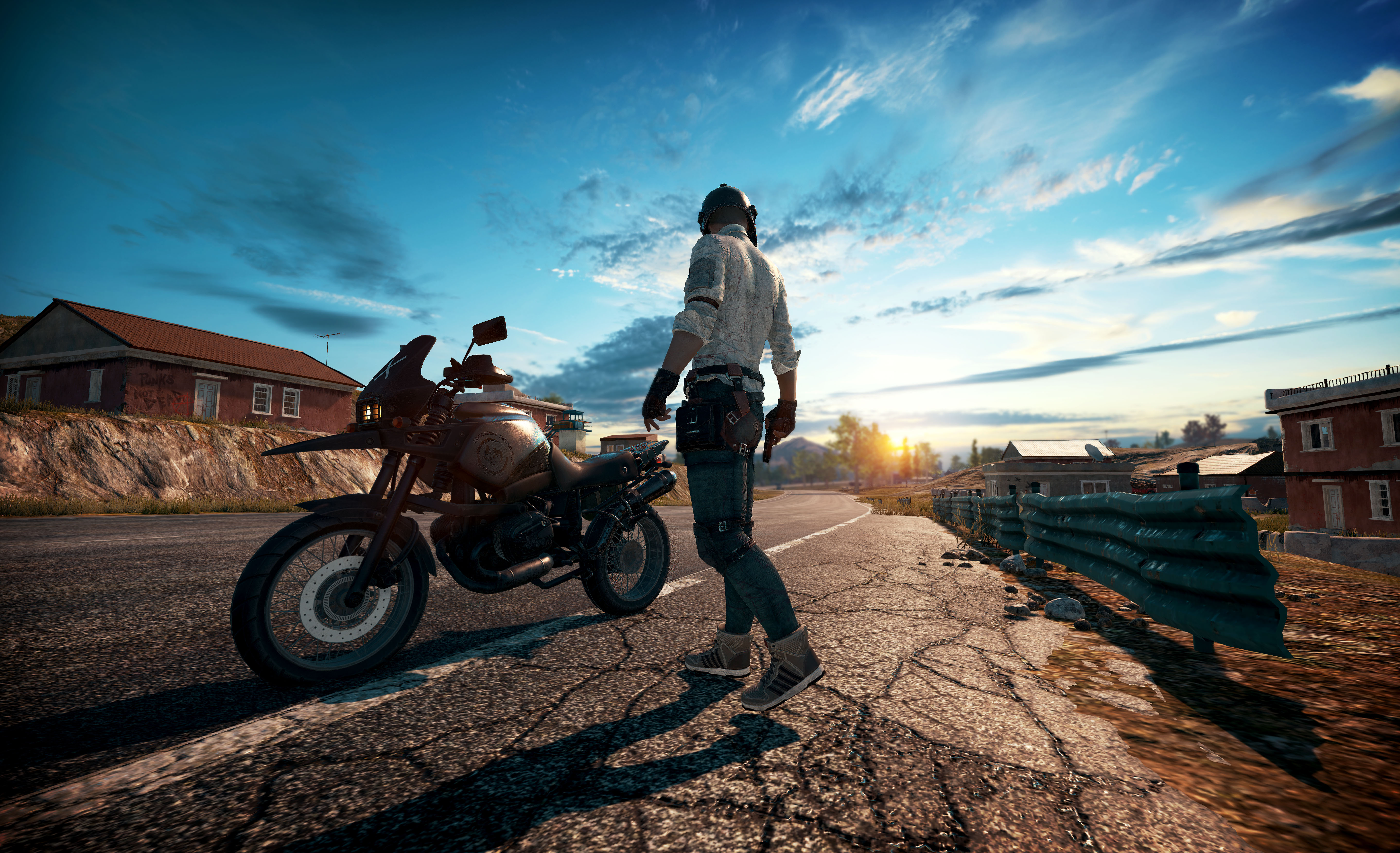 Pubg Wallpaper 4k Mobile: PlayerUnknowns Battlegrounds 5k Screenshot, HD Games, 4k
