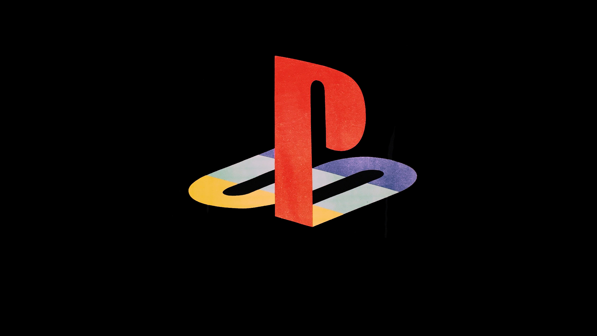 playstation logo, hd logo, 4k wallpapers, images, backgrounds
