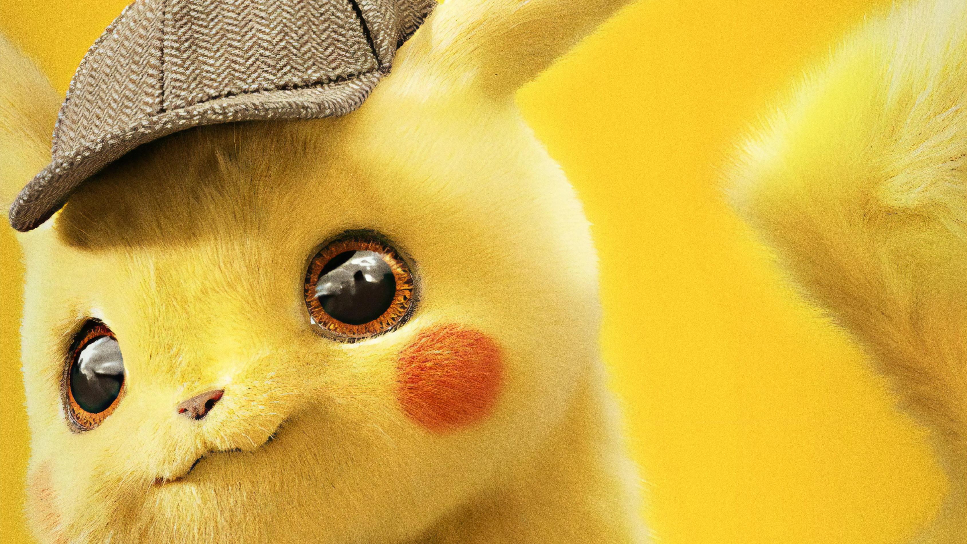 Pokemon Detective Pikachu 4k 2019 Hd Movies 4k Wallpapers