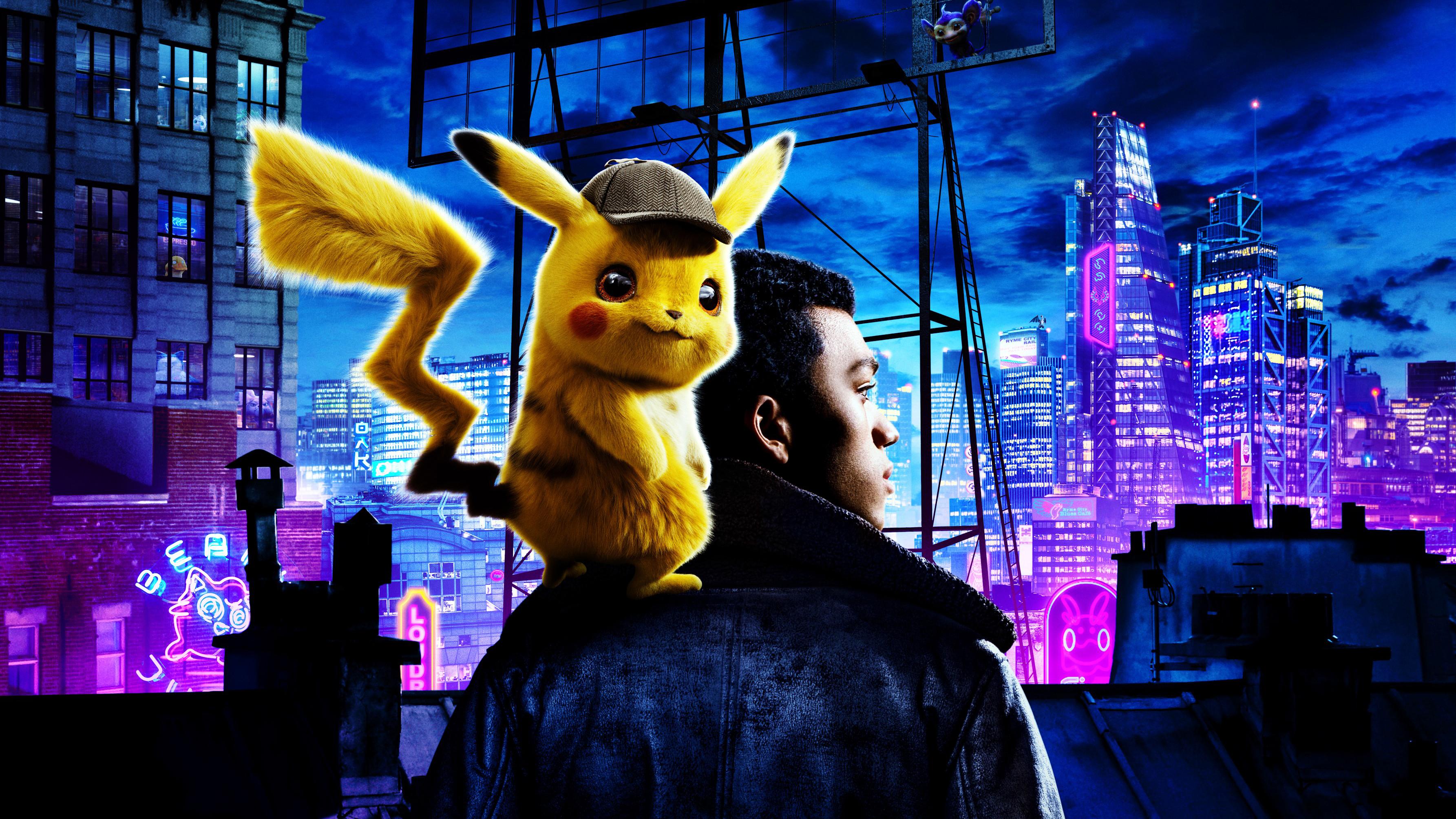 Pokemon Detective Pikachu Movie 4k, HD Movies, 4k ...