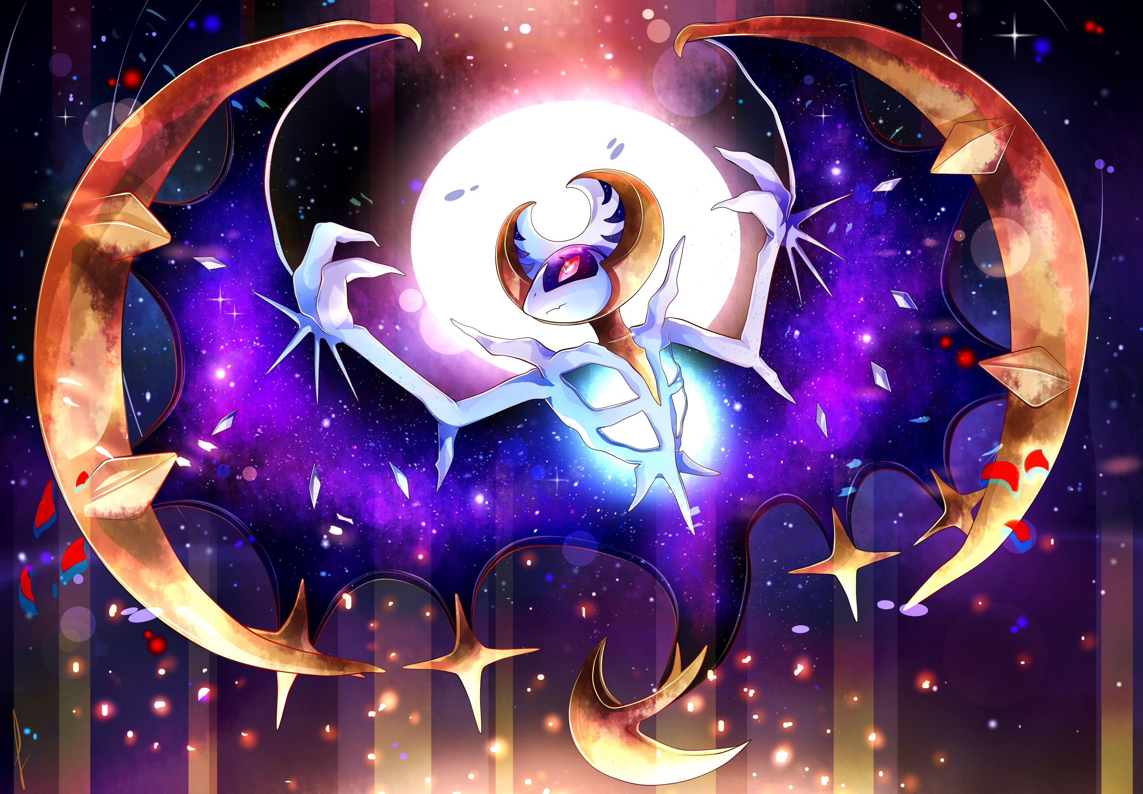 Pokemon Sun and Moon Art By invidiata, HD Games, 4k ...