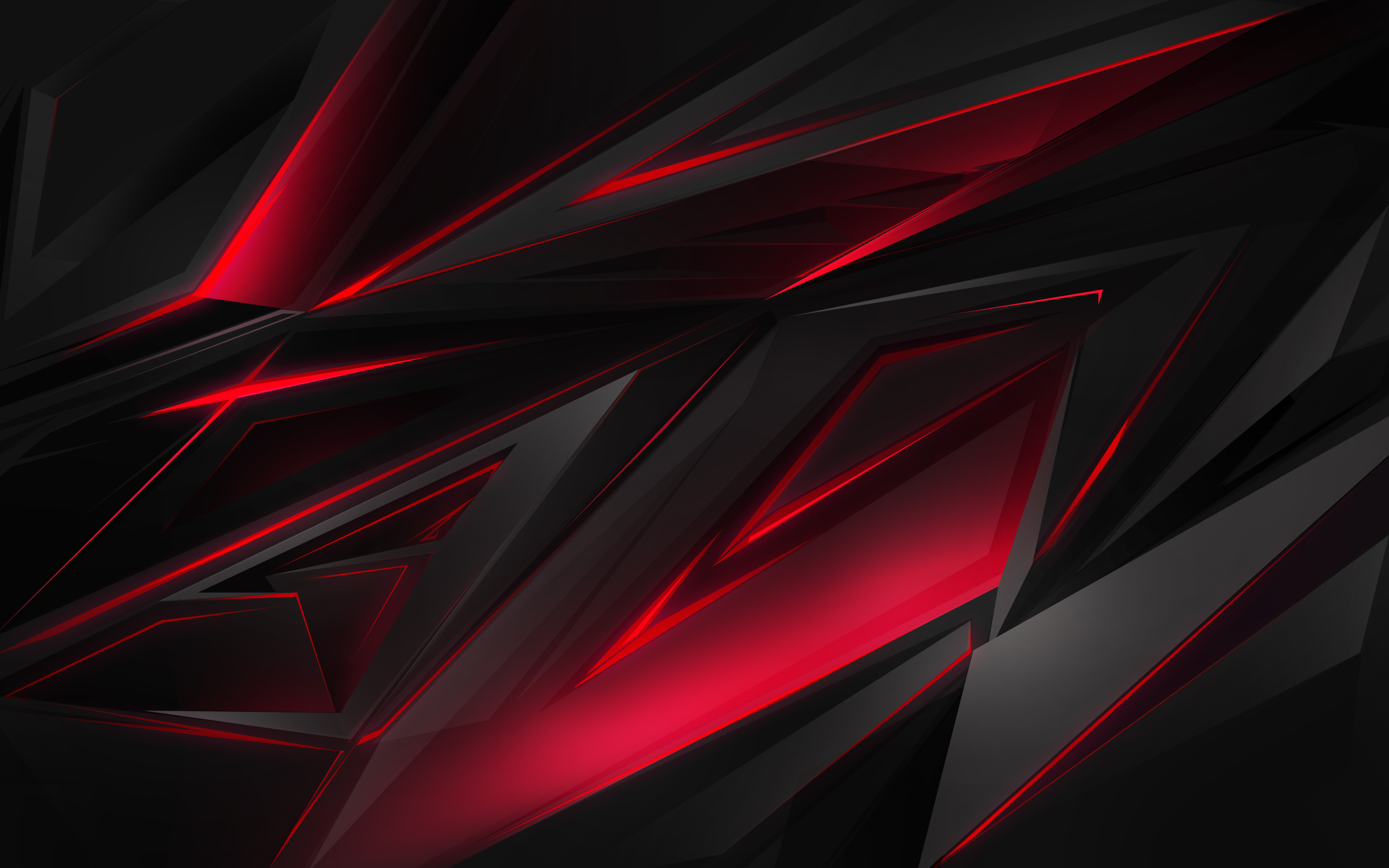 1920x1080 polygonal abstract red dark background laptop - Black red abstract wallpaper ...