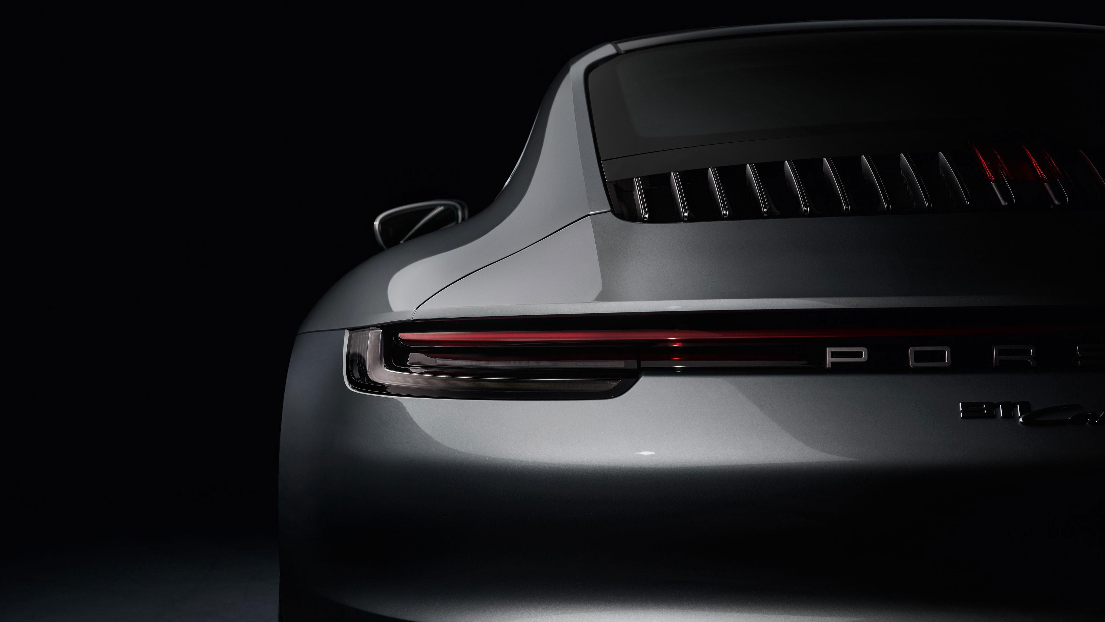 Porsche 911 Carrera S 2019 Rear Hd Cars 4k Wallpapers