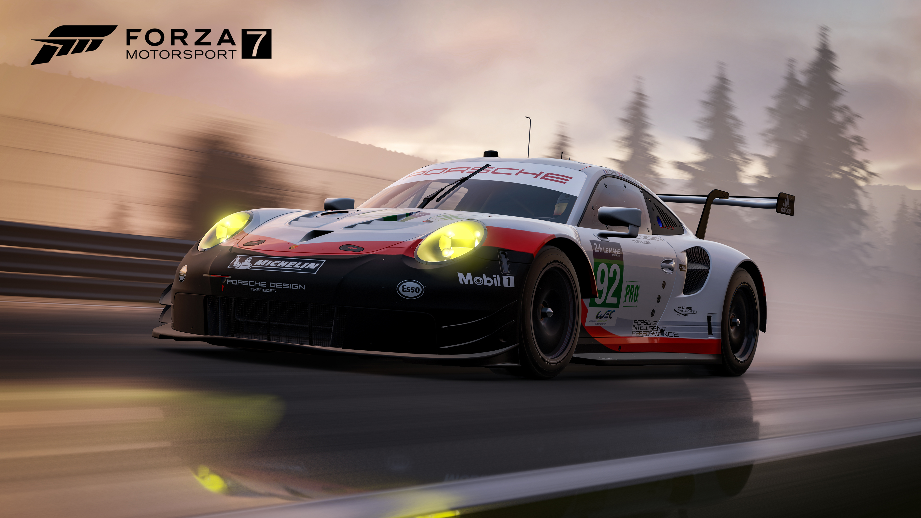 porsche 911 forza motorsport 7 4k hd games 4k wallpapers images backgrounds photos and pictures. Black Bedroom Furniture Sets. Home Design Ideas