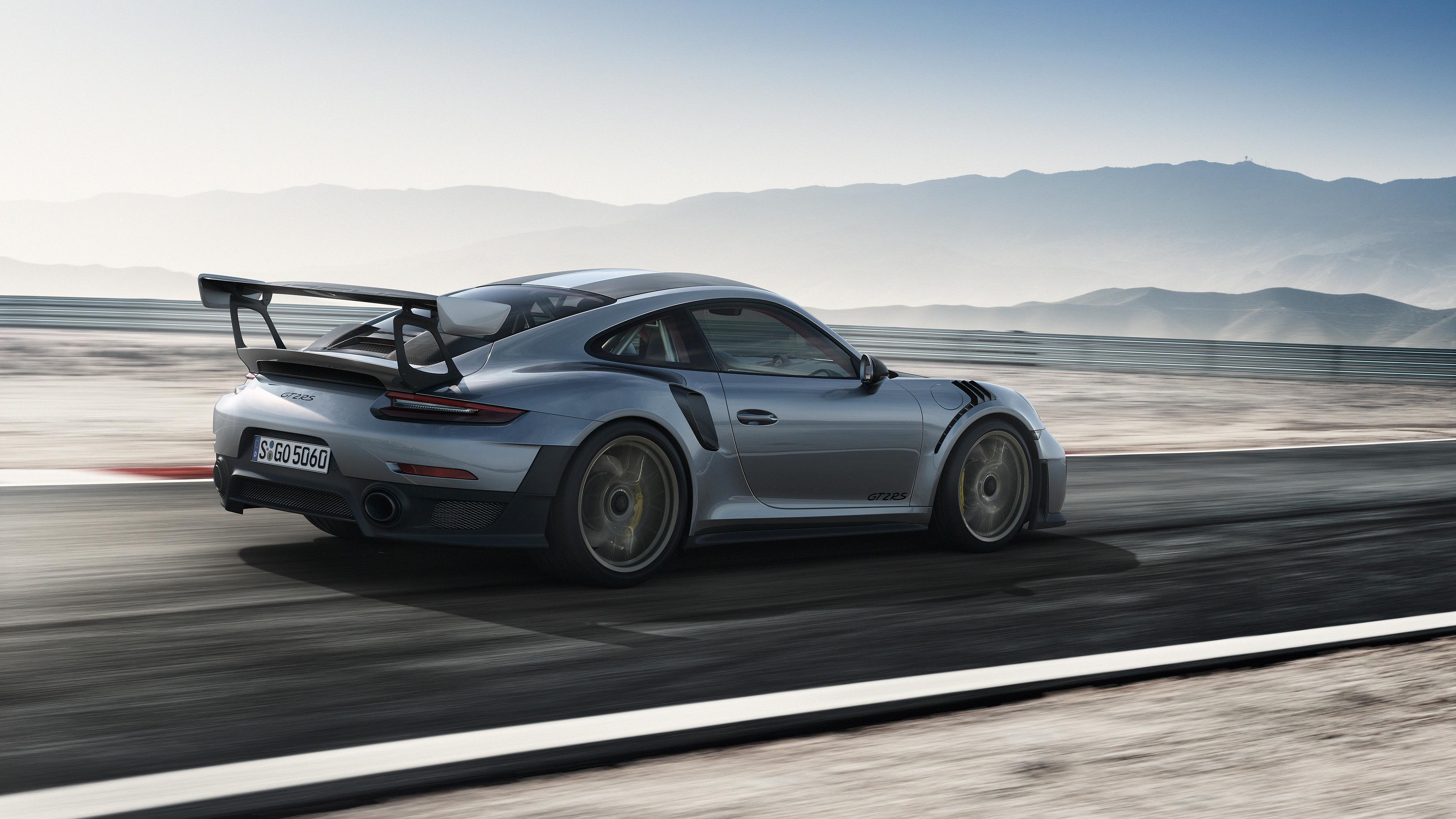 4k Porche Carrera Gt Wallpaper: Porsche 911 GT2 RS 2018, HD Cars, 4k Wallpapers, Images
