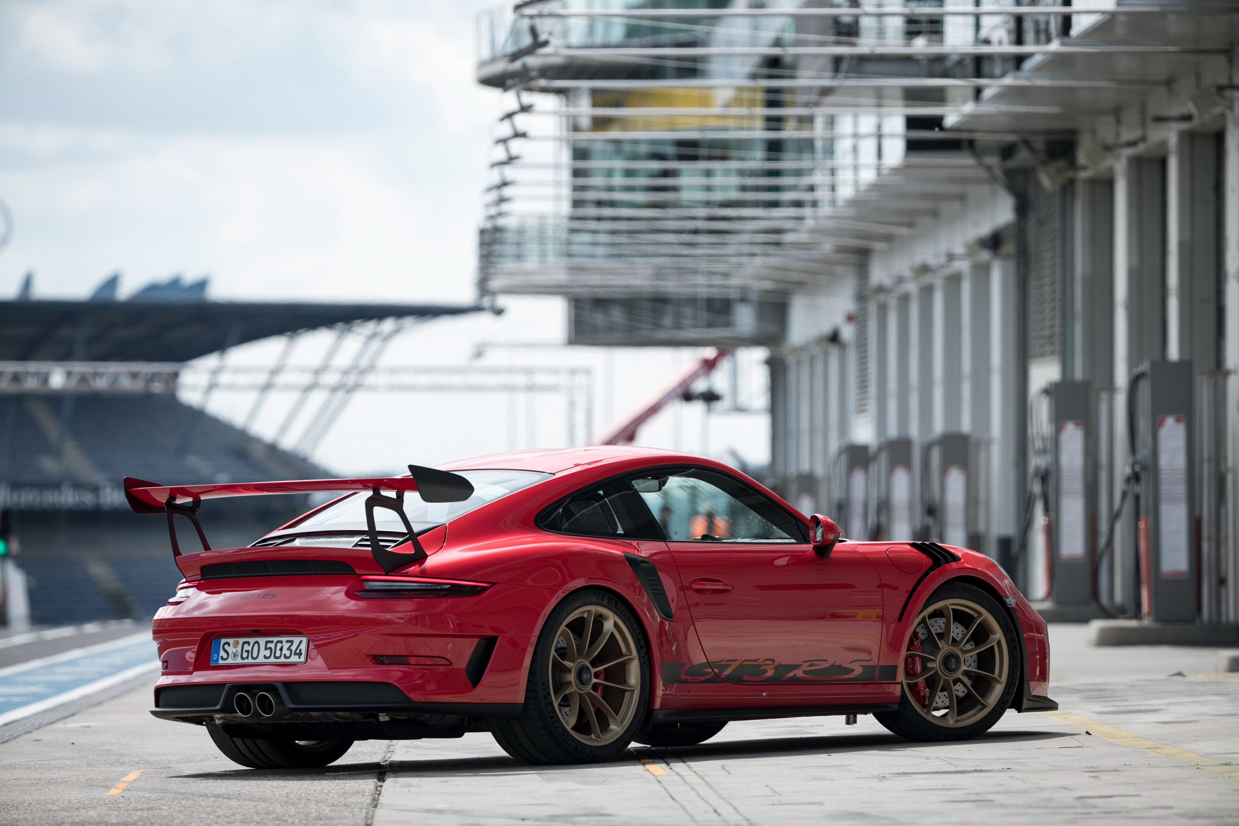 Porsche 911 GT3 RS 4k, HD Cars, 4k Wallpapers, Images