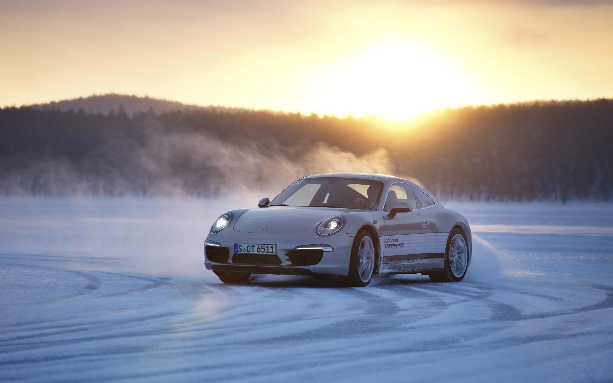 porsche 911 snow, hd cars, 4k wallpapers, images, backgrounds