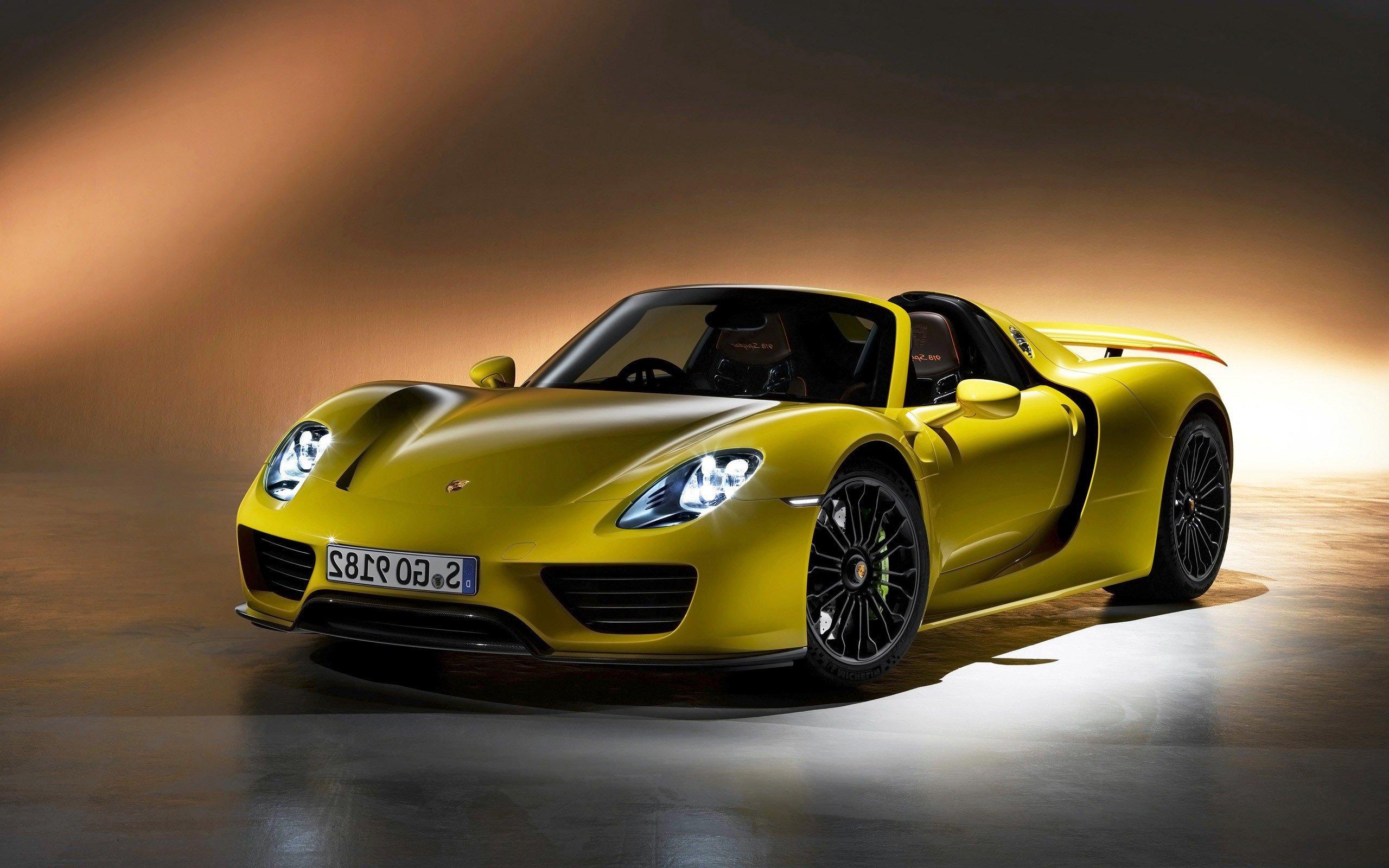 Porsche Hd Wallpapers 1080p: Porsche 918 Spyder Desktop, HD Cars, 4k Wallpapers, Images