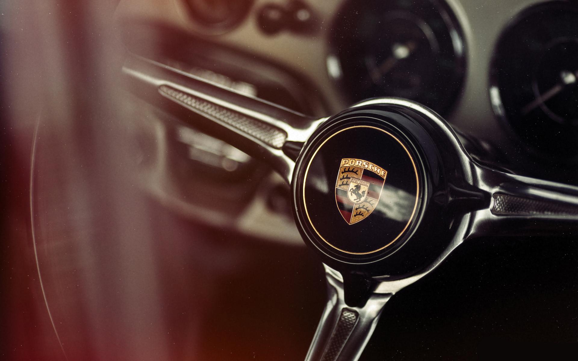 1280x2120 porsche car steering iphone 6+ hd 4k wallpapers, images
