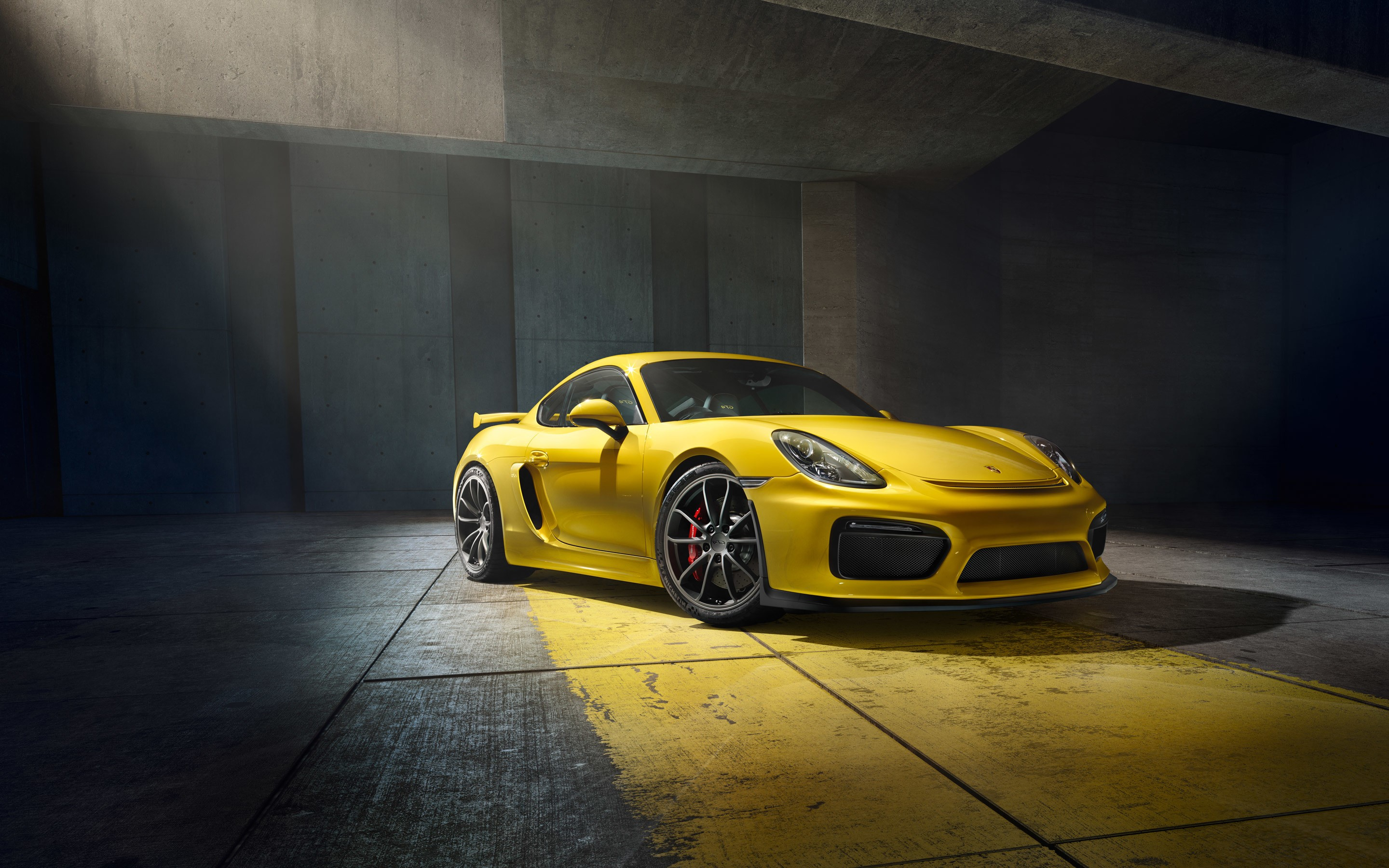 Porsche Cayman GT4, HD Cars, 4k Wallpapers, Images