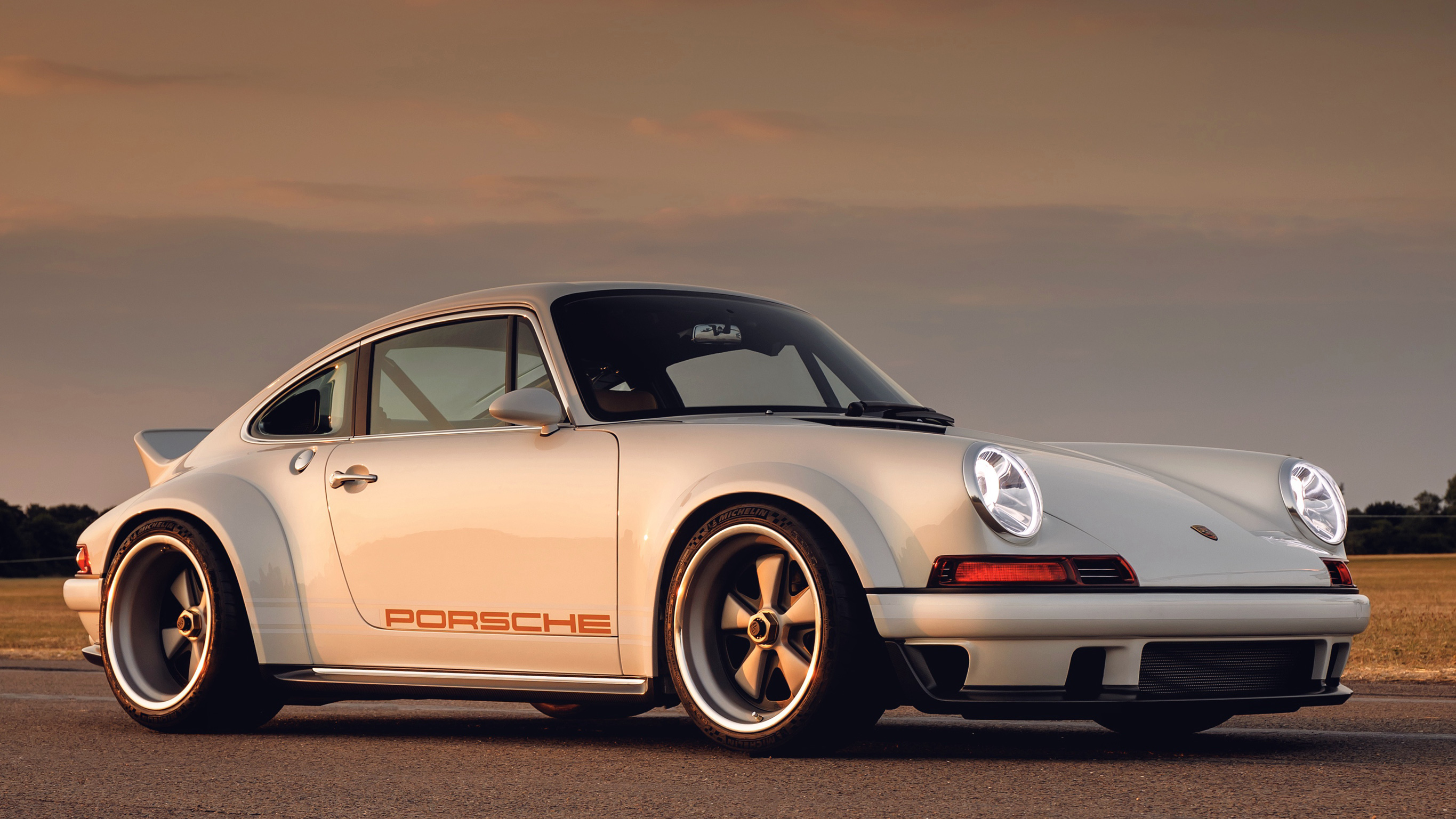 Porsche Hd Wallpapers 1080p: 1920x1080 Porsche Singer Vehicle Design DLS Laptop Full HD