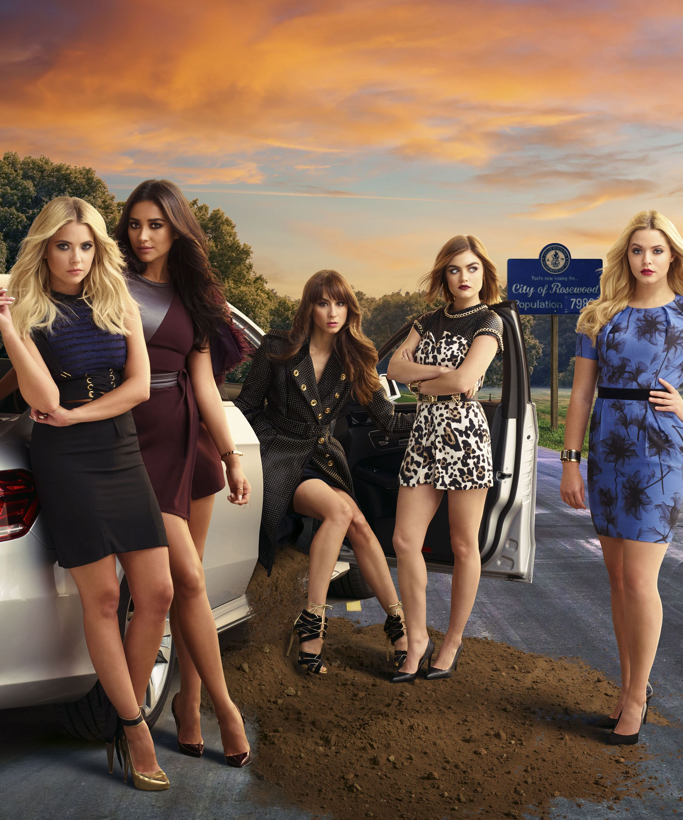 pretty little liars tv series, hd tv shows, 4k wallpapers, images