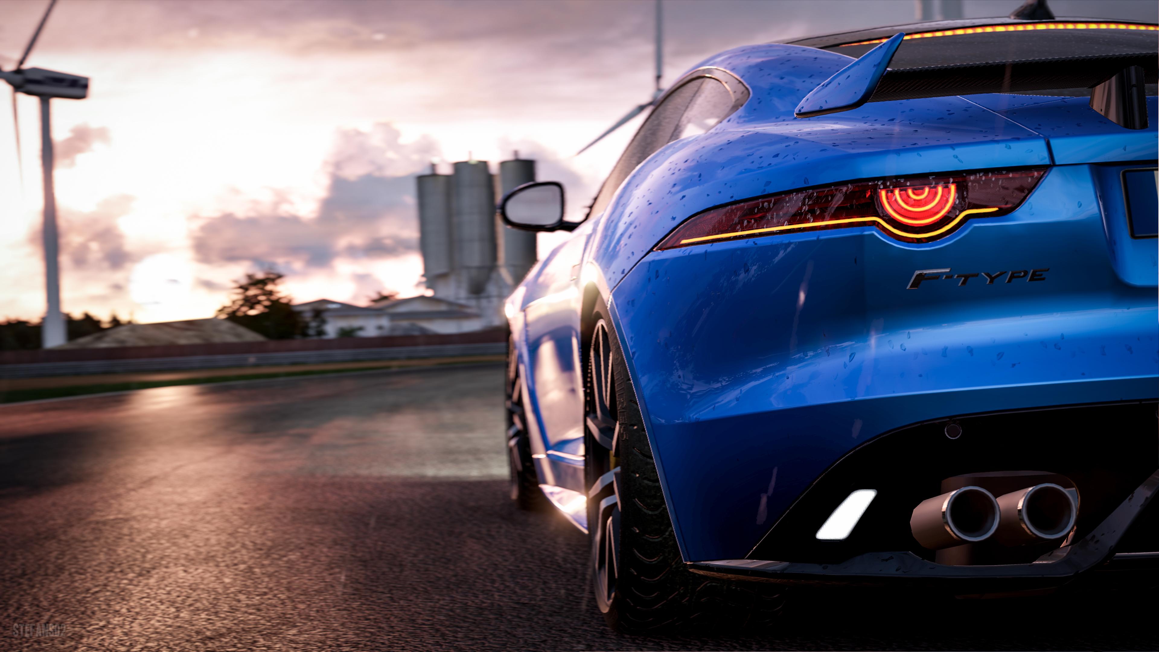Project Cars 2 Jaguar F Type, HD Games, 4k Wallpapers ...