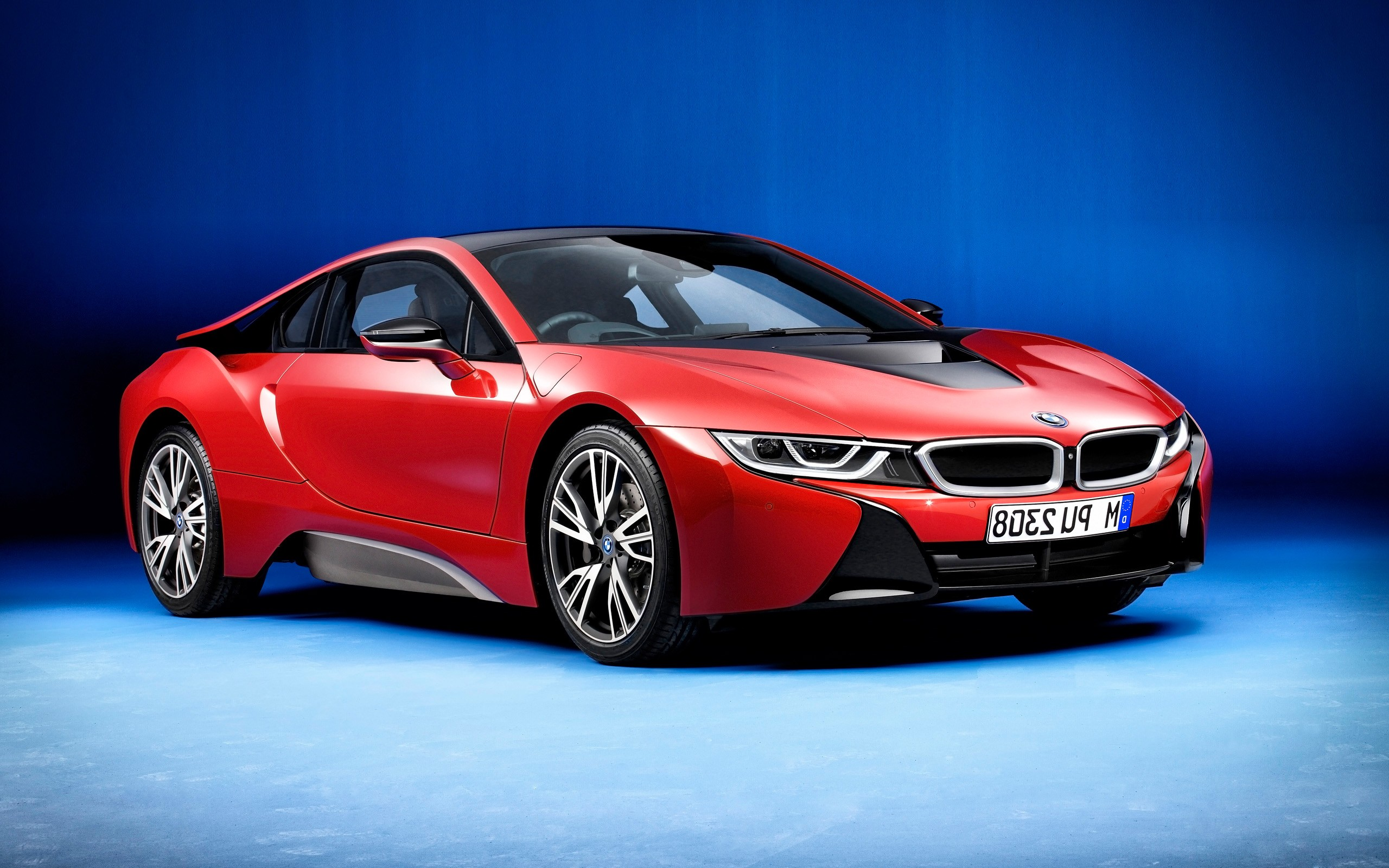 Protonic Edition Bmw I8 Hd Cars 4k Wallpapers Images Backgrounds