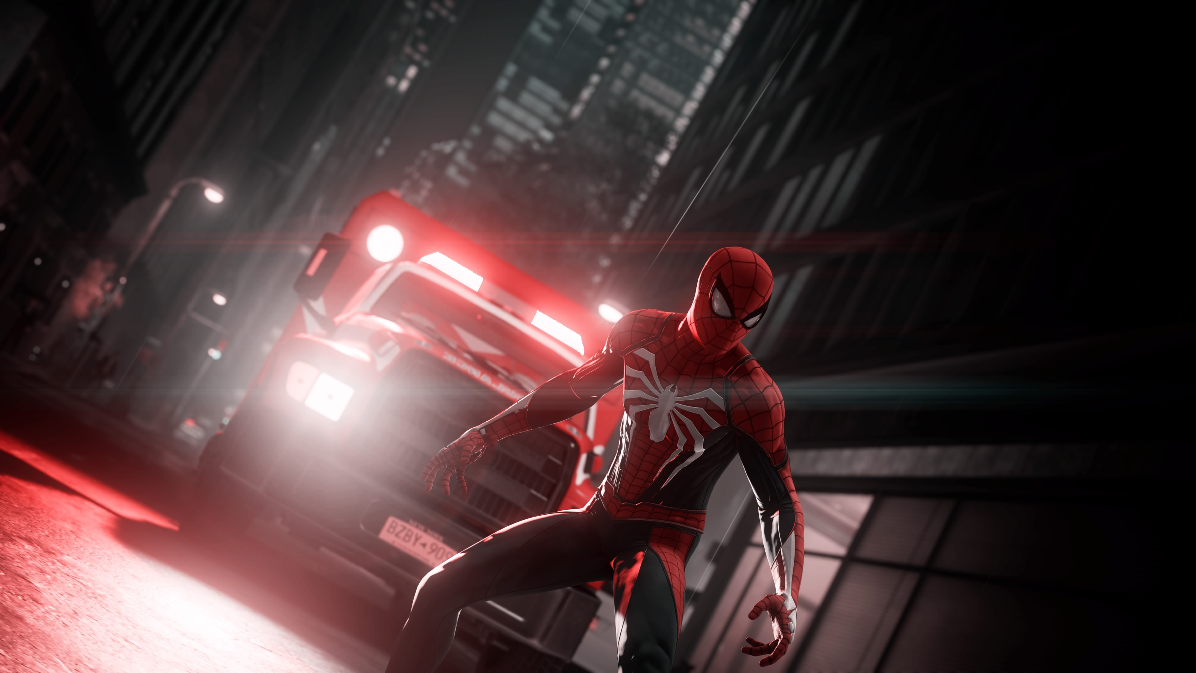 Ps4 Spiderman 2018 4k Hd Games 4k Wallpapers Images