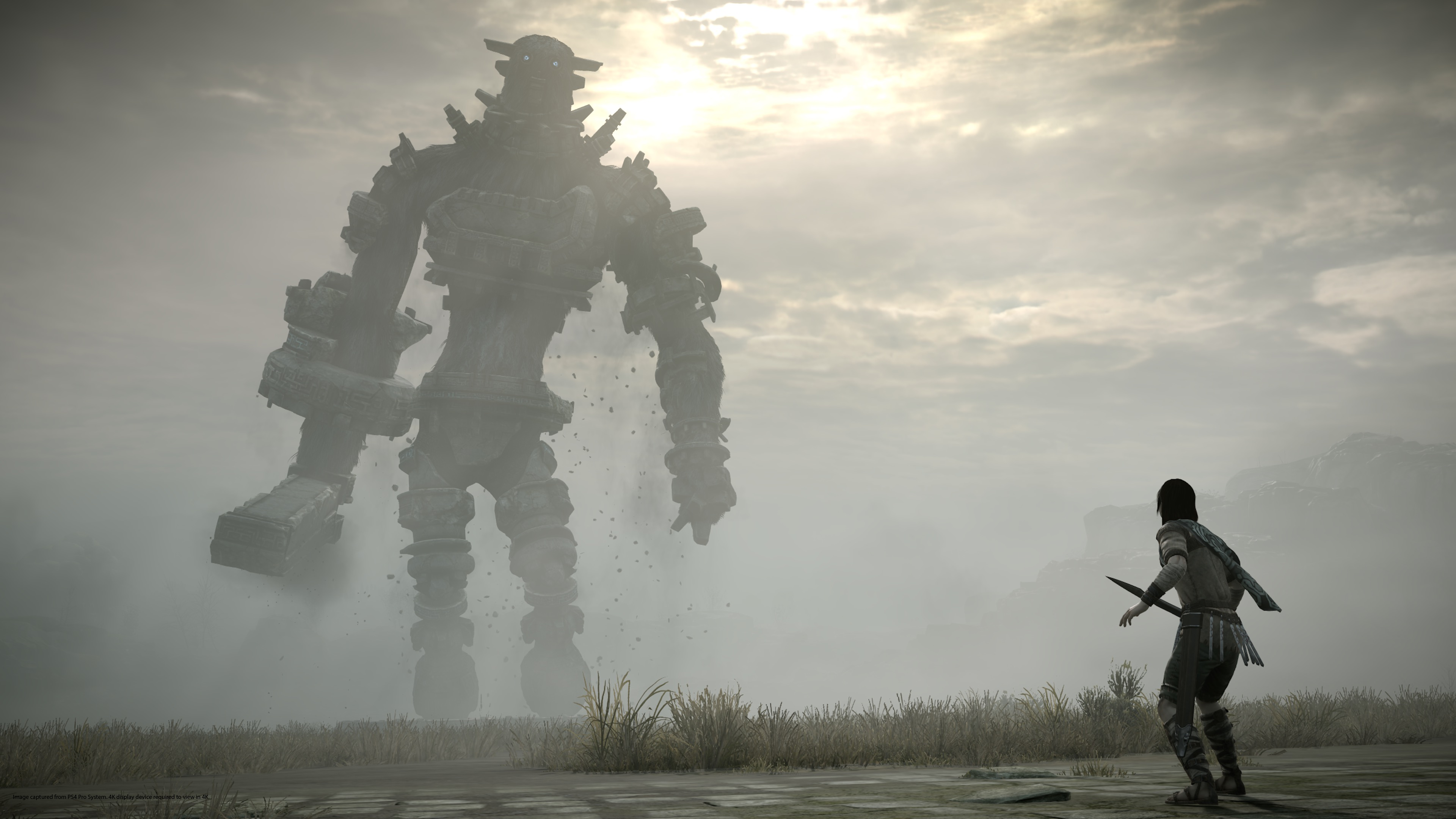 Psx 2017 shadow of the colossus collectors edition ps4 pro - Shadow of the colossus iphone wallpaper ...