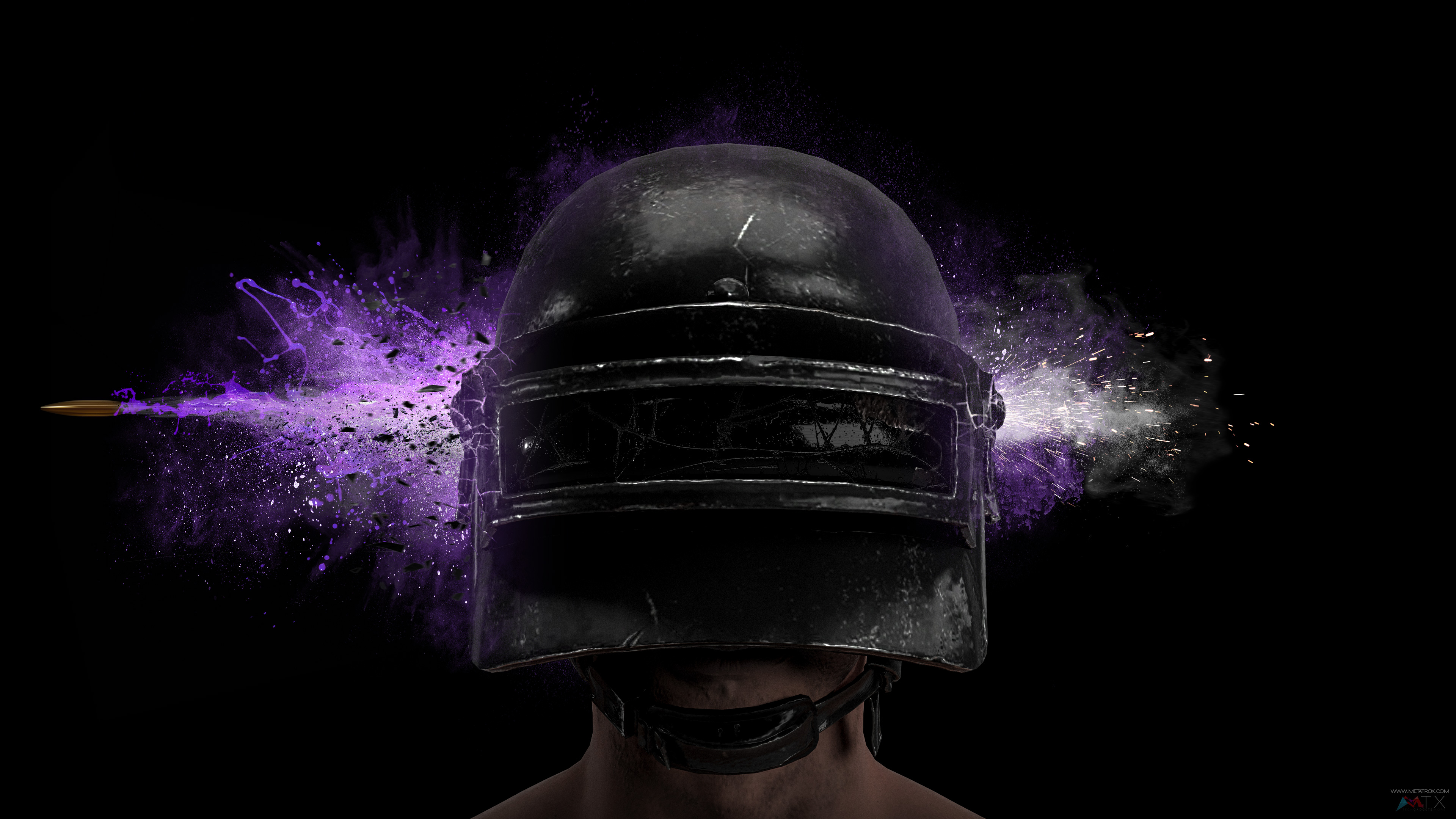 Pubg Wallpapers Hd Mobile: 3840x2160 PUBG Game Helmet Guy 4k 4k HD 4k Wallpapers