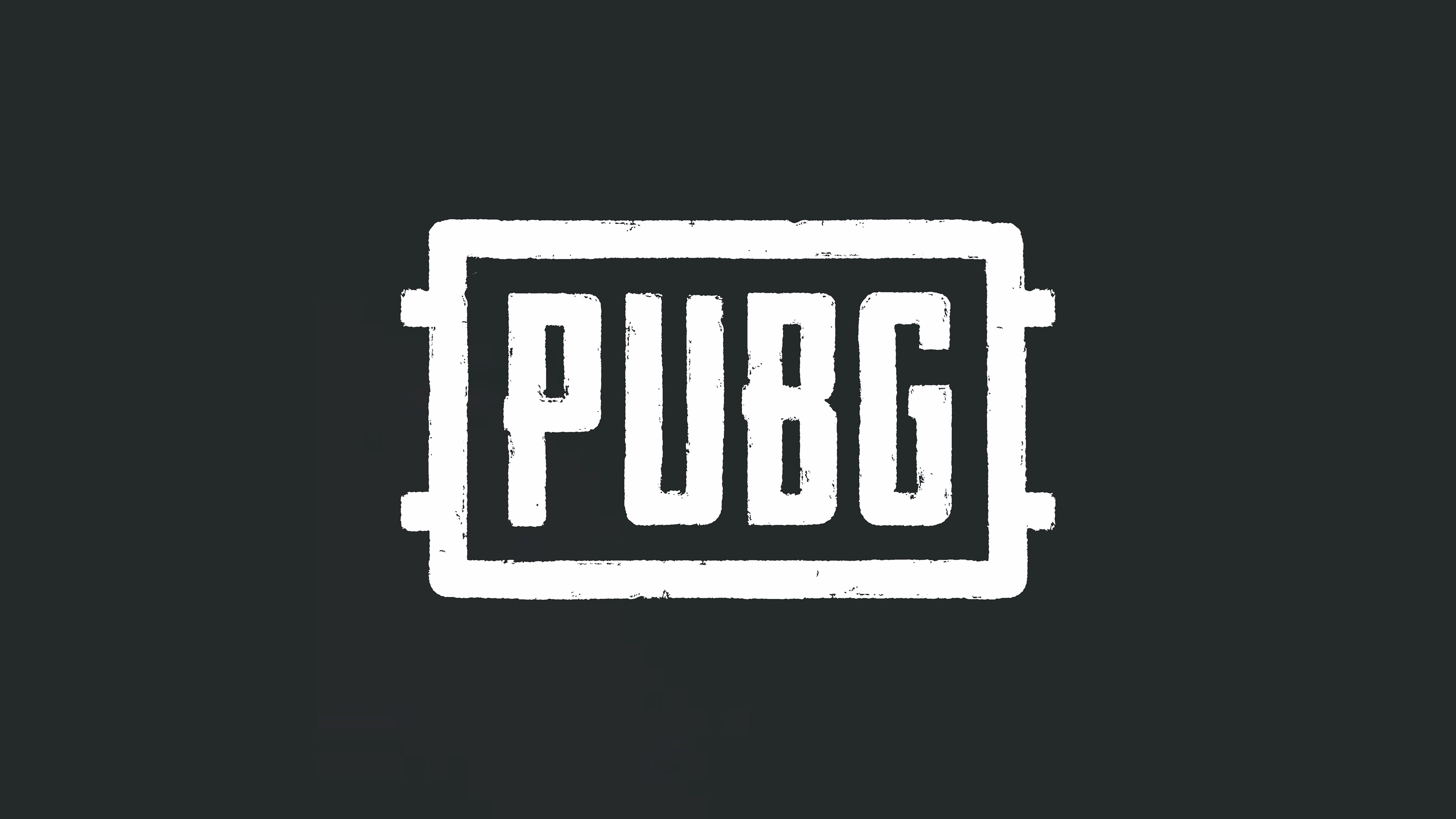 PUBG Game Logo 4k, HD Games, 4k Wallpapers, Images