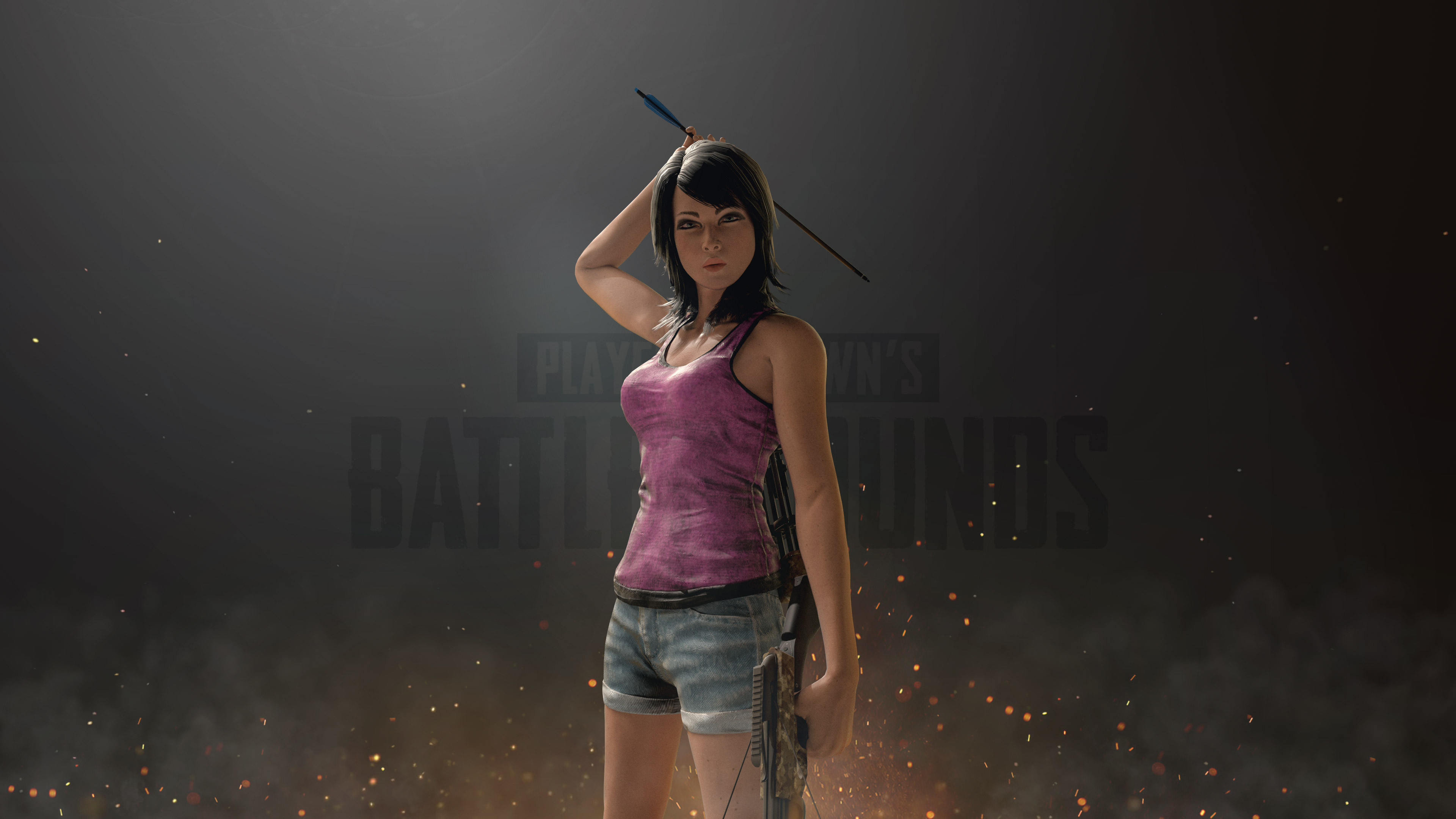 Pubg Mobile Girl Hd Games 4k Wallpapers Images Backgrounds