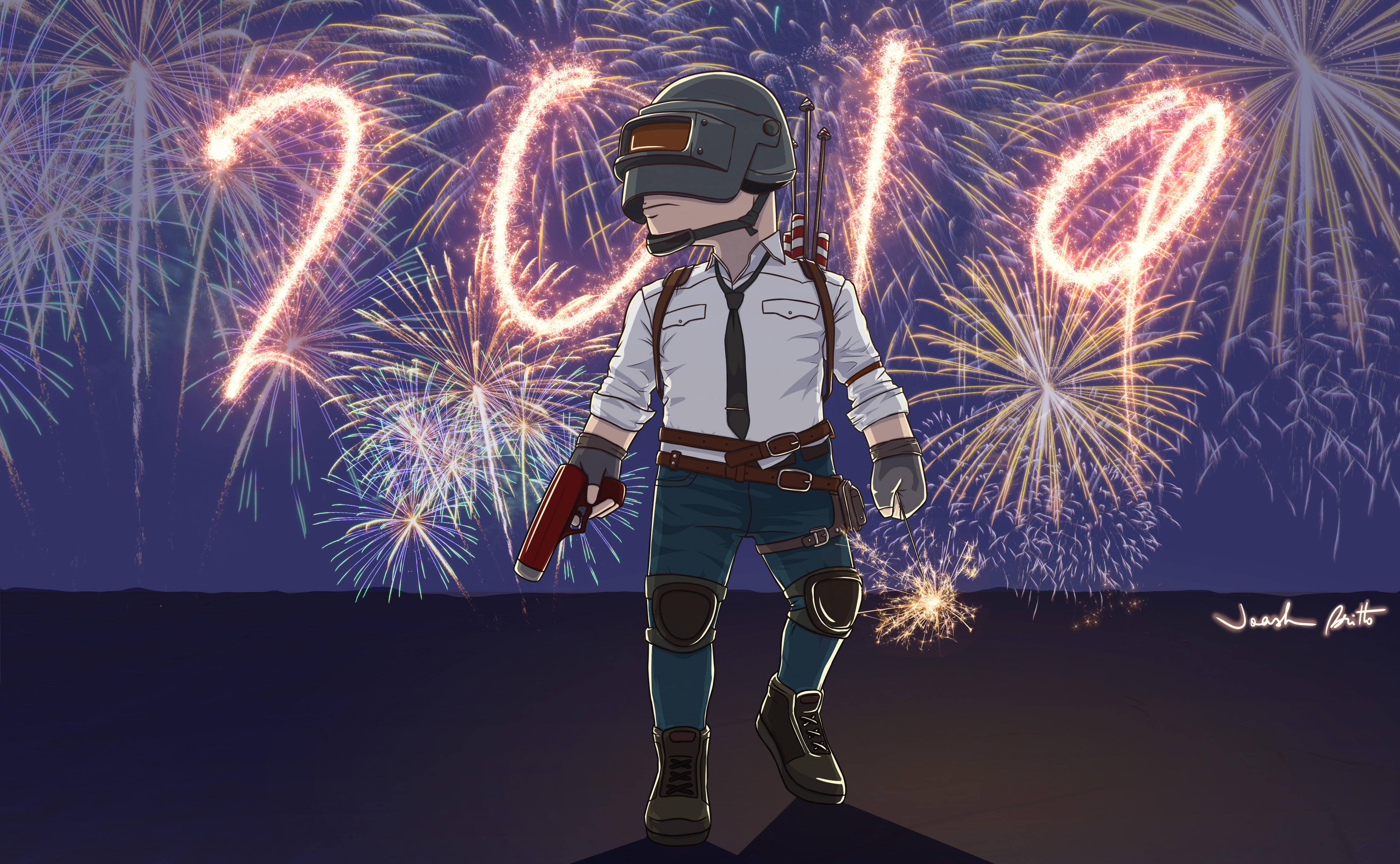 Pubg Wallpapers 59: 1336x768 Pubg New Year Laptop HD HD 4k Wallpapers, Images