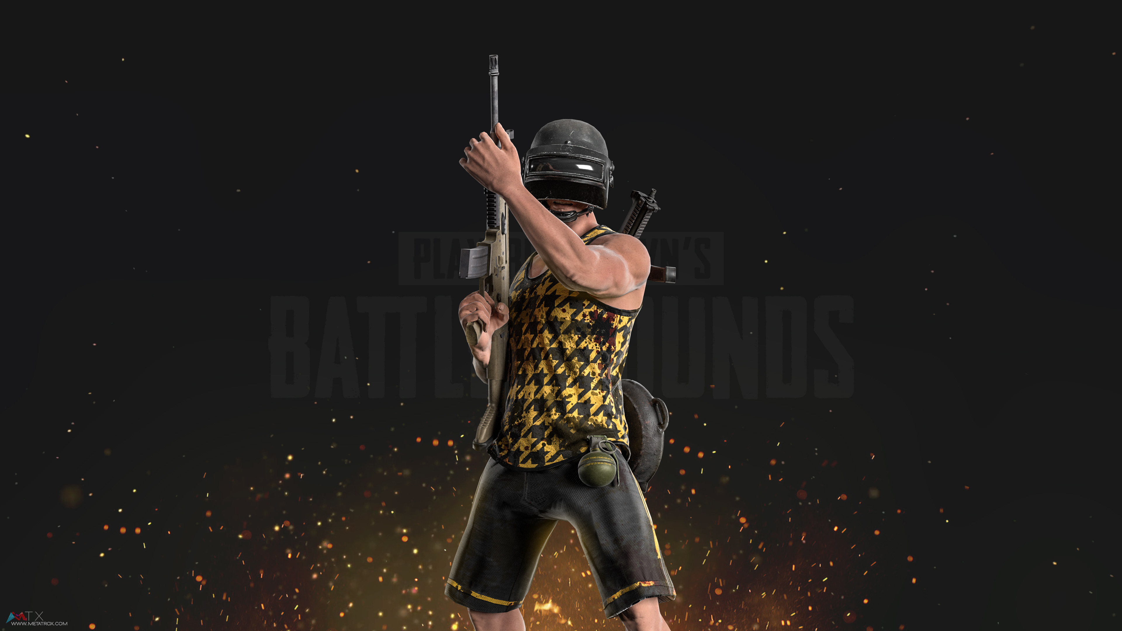 Pubg Helmet Guy With Girls And Guns 4k Hd Games 4k: Pubg, HD Games, 4k Wallpapers, Images, Backgrounds, Photos