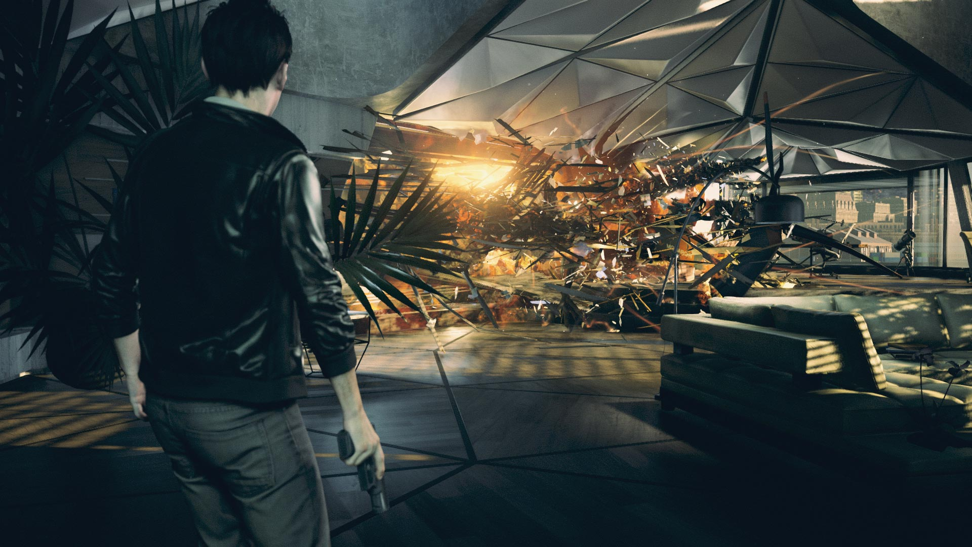 Quantum Break New Game