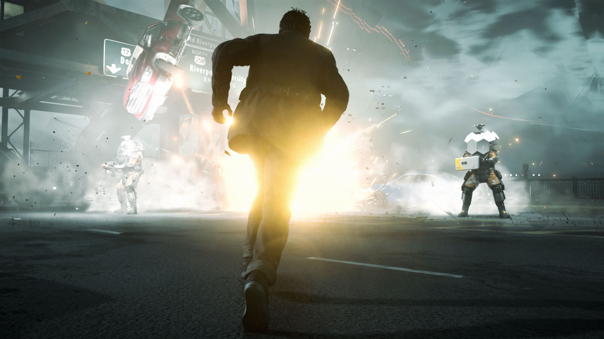 Quantum Break Xbox One Game, HD Games, 4k Wallpapers ... Xbox One Game Wallpaper