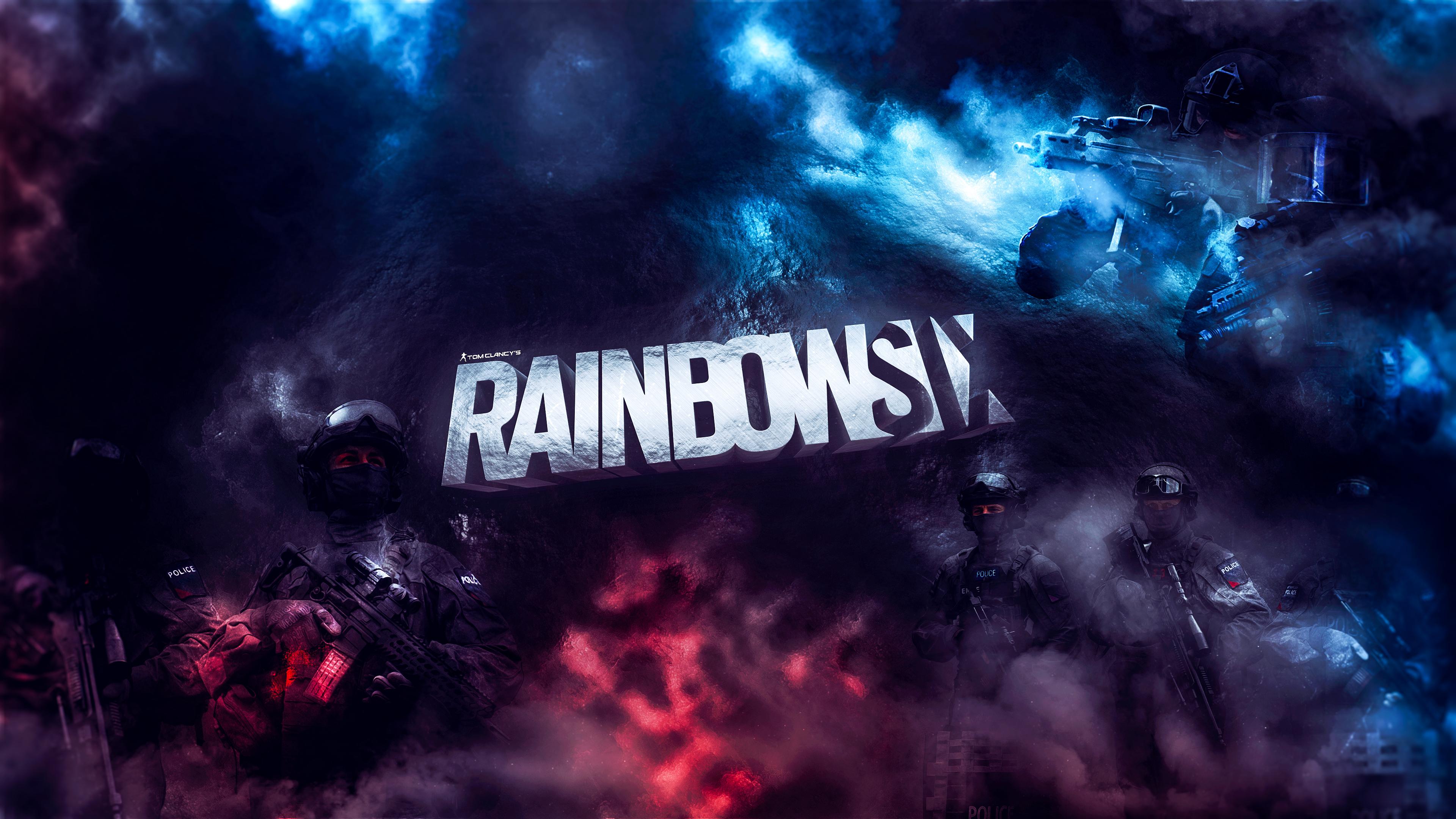 Rainbow Six Siege Wallpaper 4k