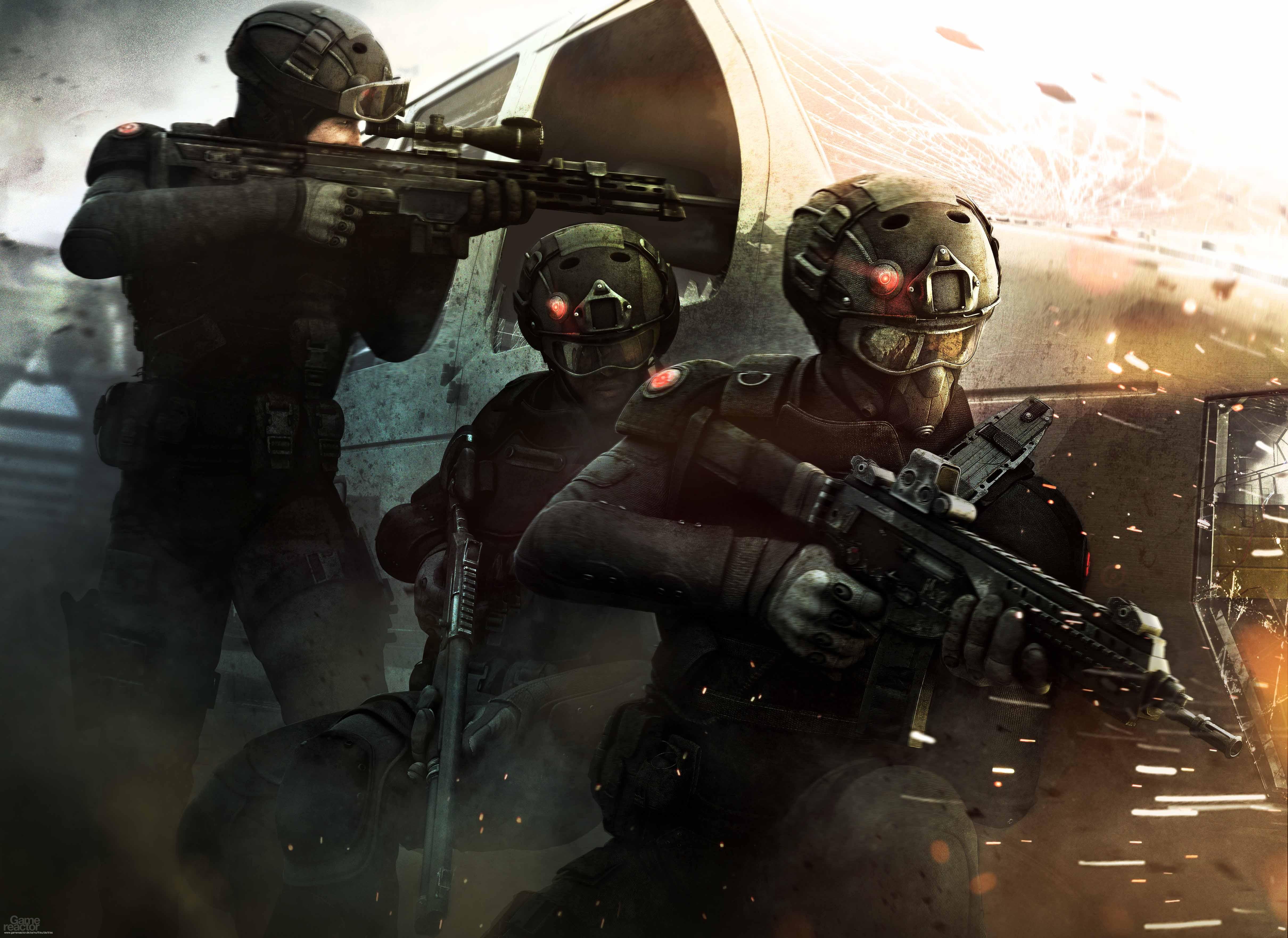 Rainbow Six Siege goes cyberpunk for the MUTE Protocol