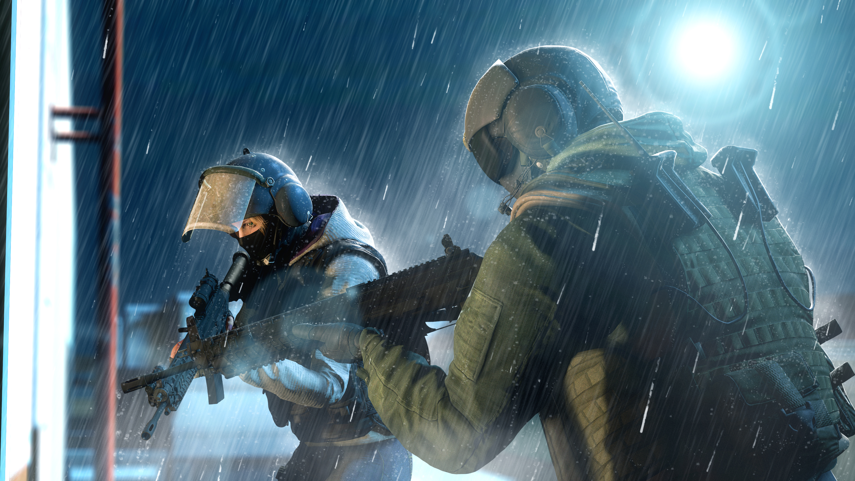 Rainbow Six Siege Wallpaper Hd: Rainbow Six Siege, HD Games, 4k Wallpapers, Images