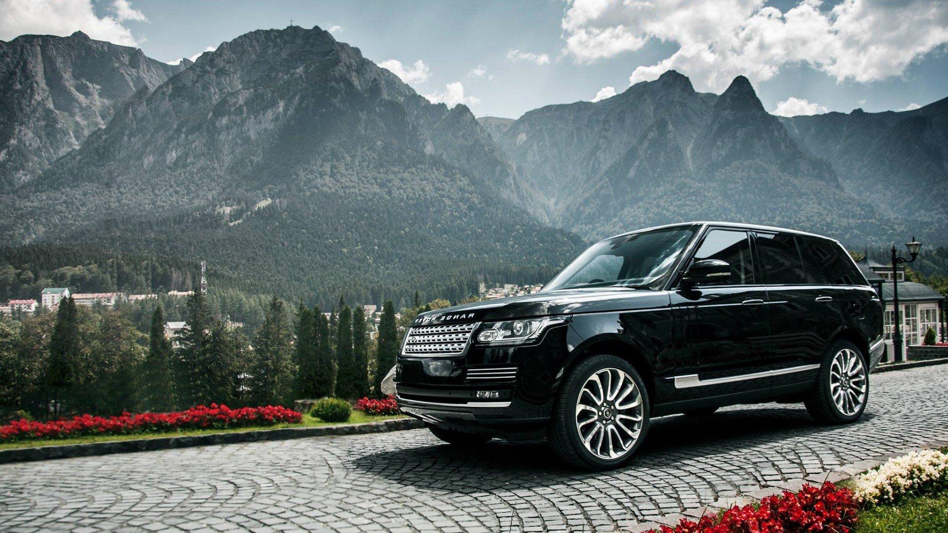 Range Rover Sport Black Wallpaper: Range Rover Black, HD Cars, 4k Wallpapers, Images