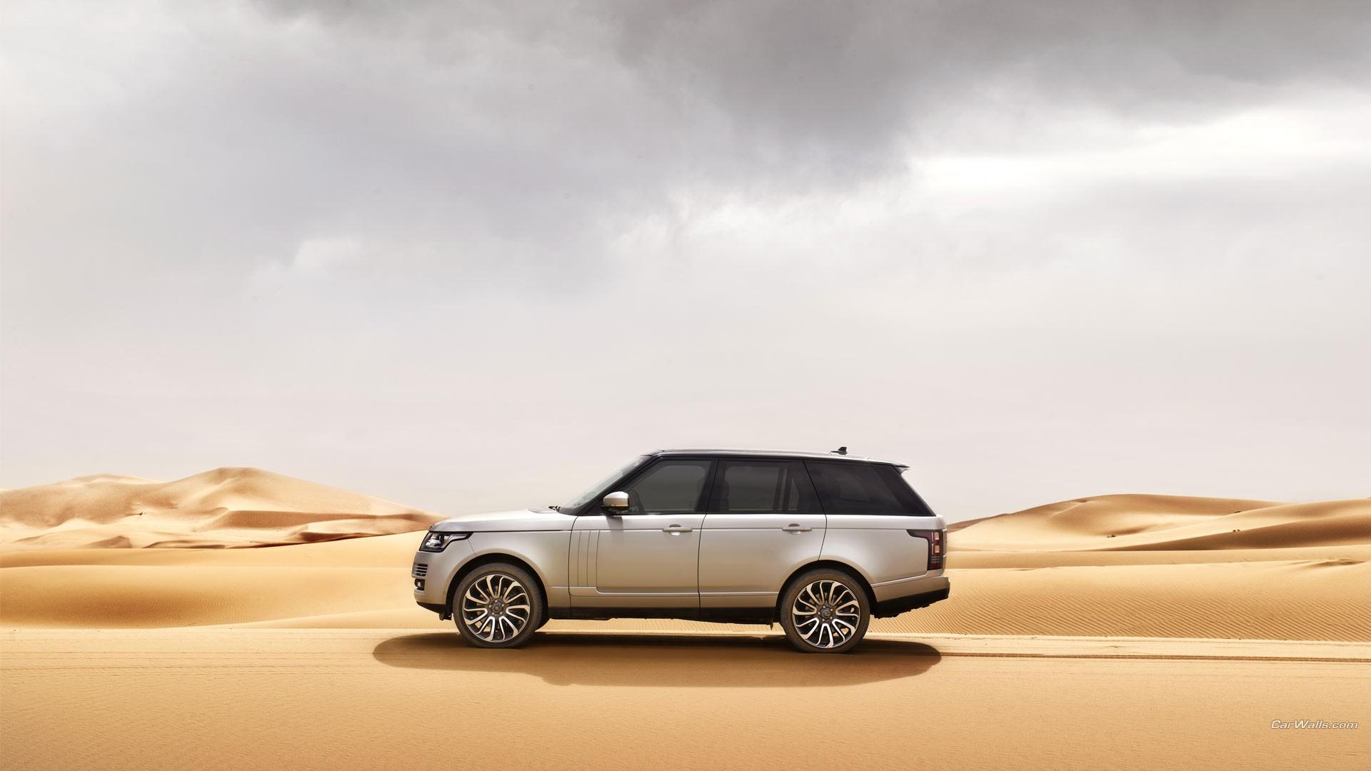 Range Rover Desert Hd Cars 4k Wallpapers Images Backgrounds