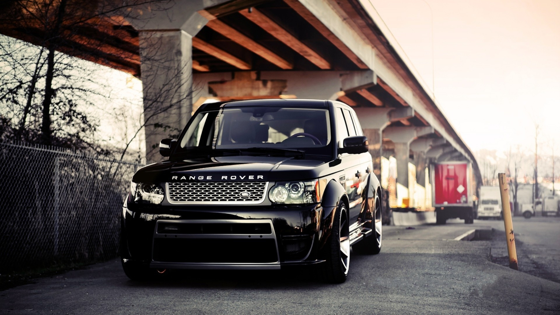 Range Rover Shining Black, HD Cars, 4k Wallpapers, Images ...