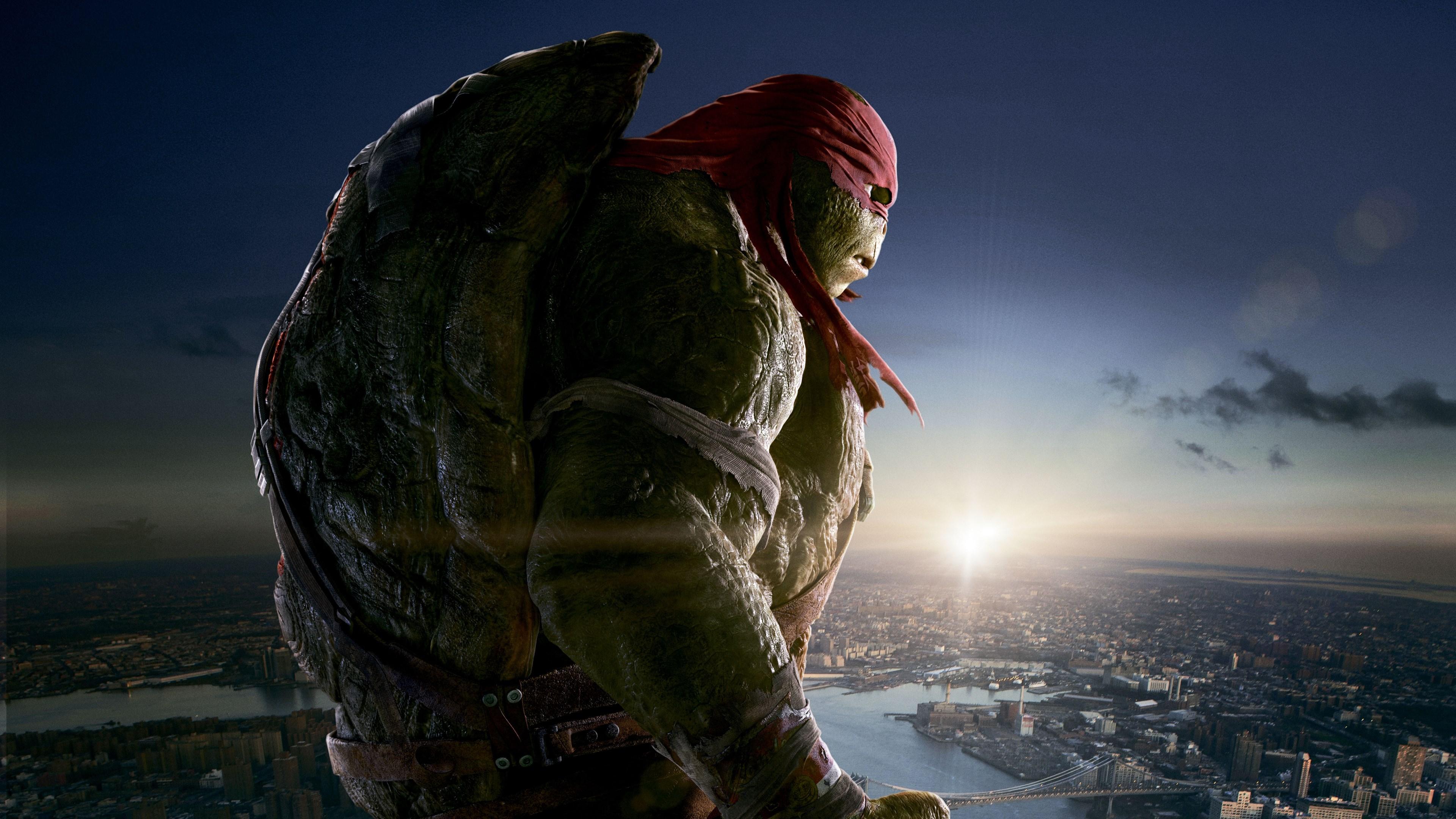 Raphael Teenage Mutant Ninja Turtles Wallpaper