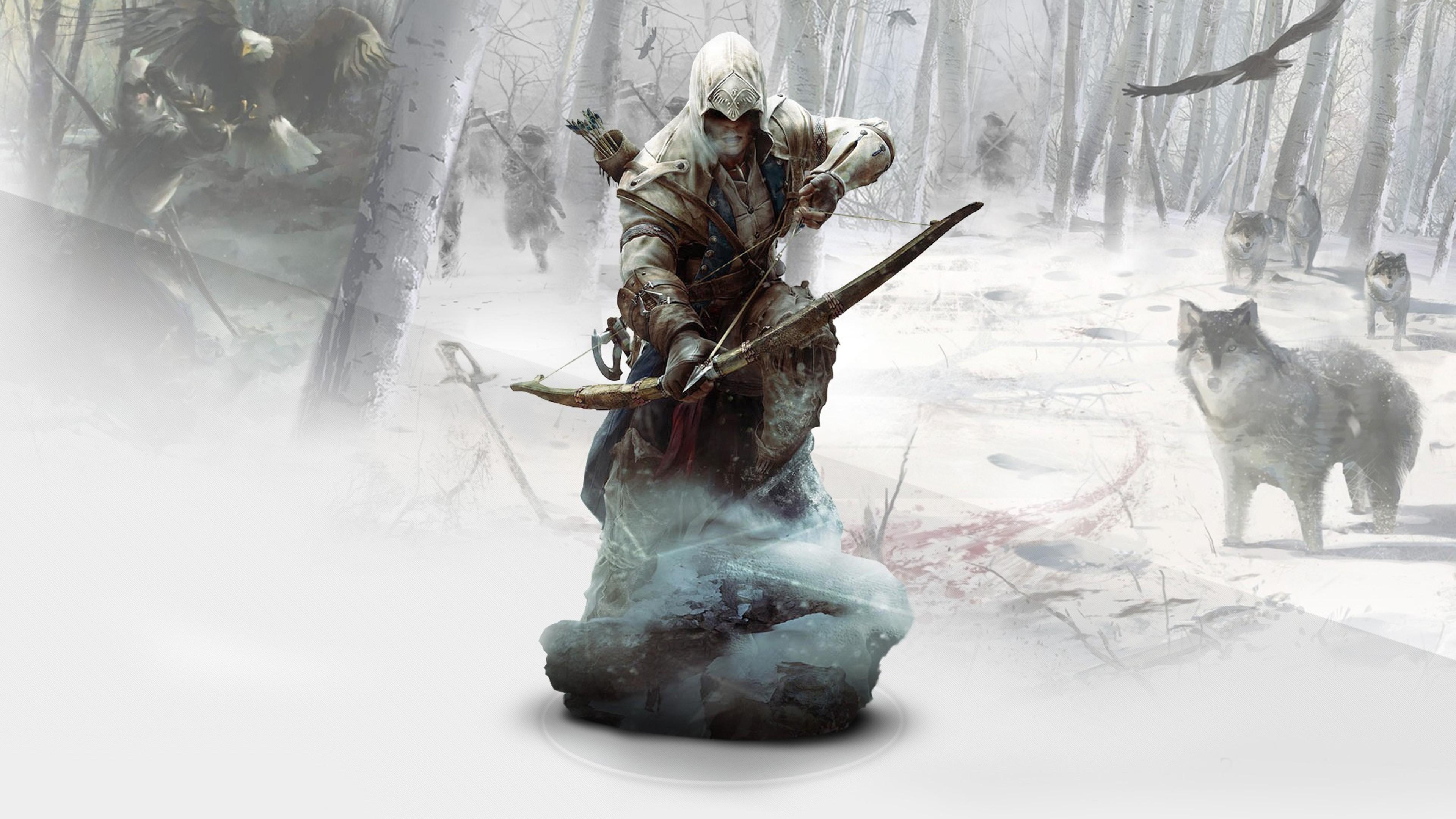 Ratonhnkaketon Assassins Creed 3