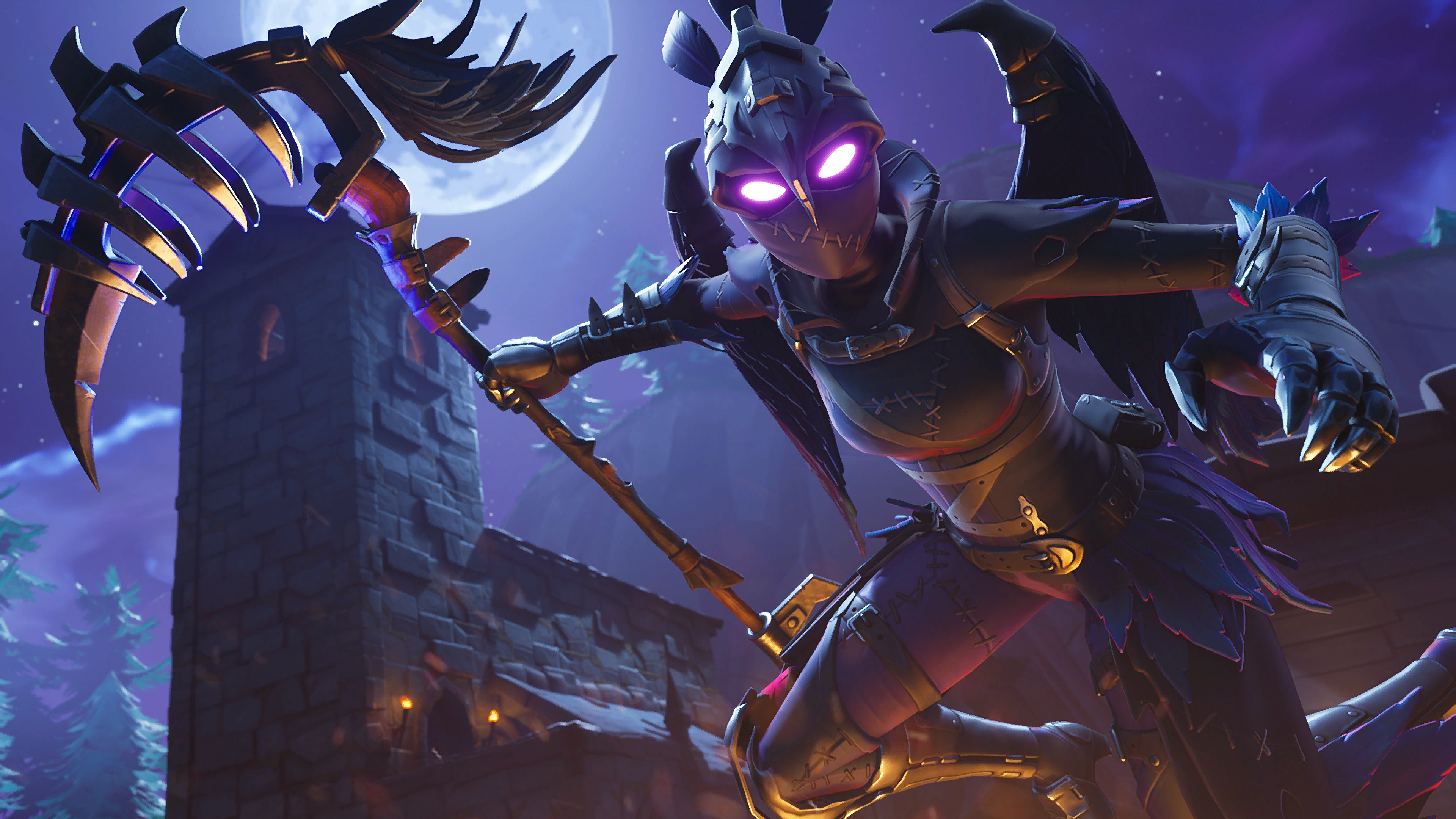Ravage fortnite battle royale season 6 4k hd games 4k - 4k fortnite wallpaper ...