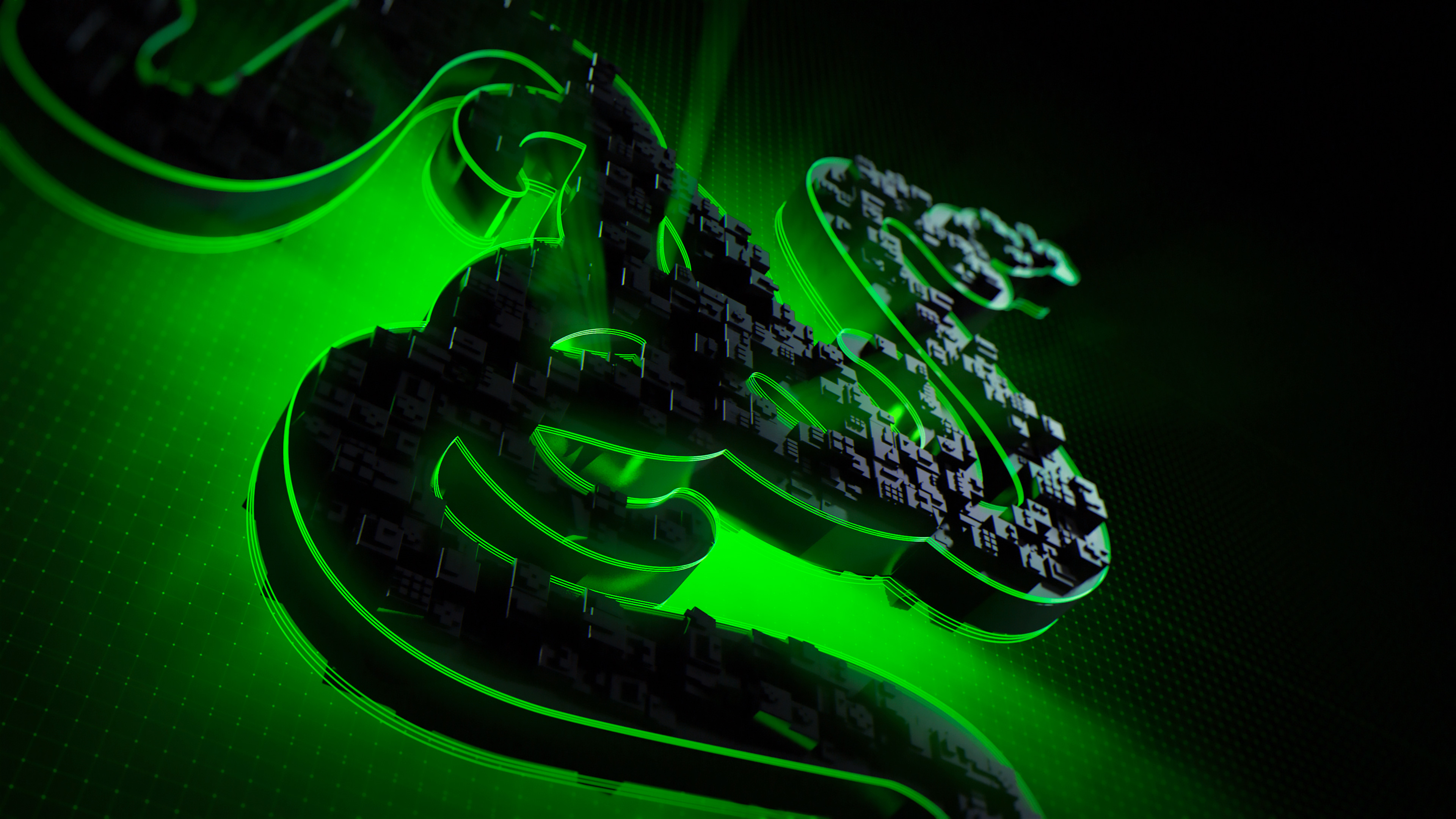 Razer Logo 4k Hd Computer 4k Wallpapers Images Backgrounds