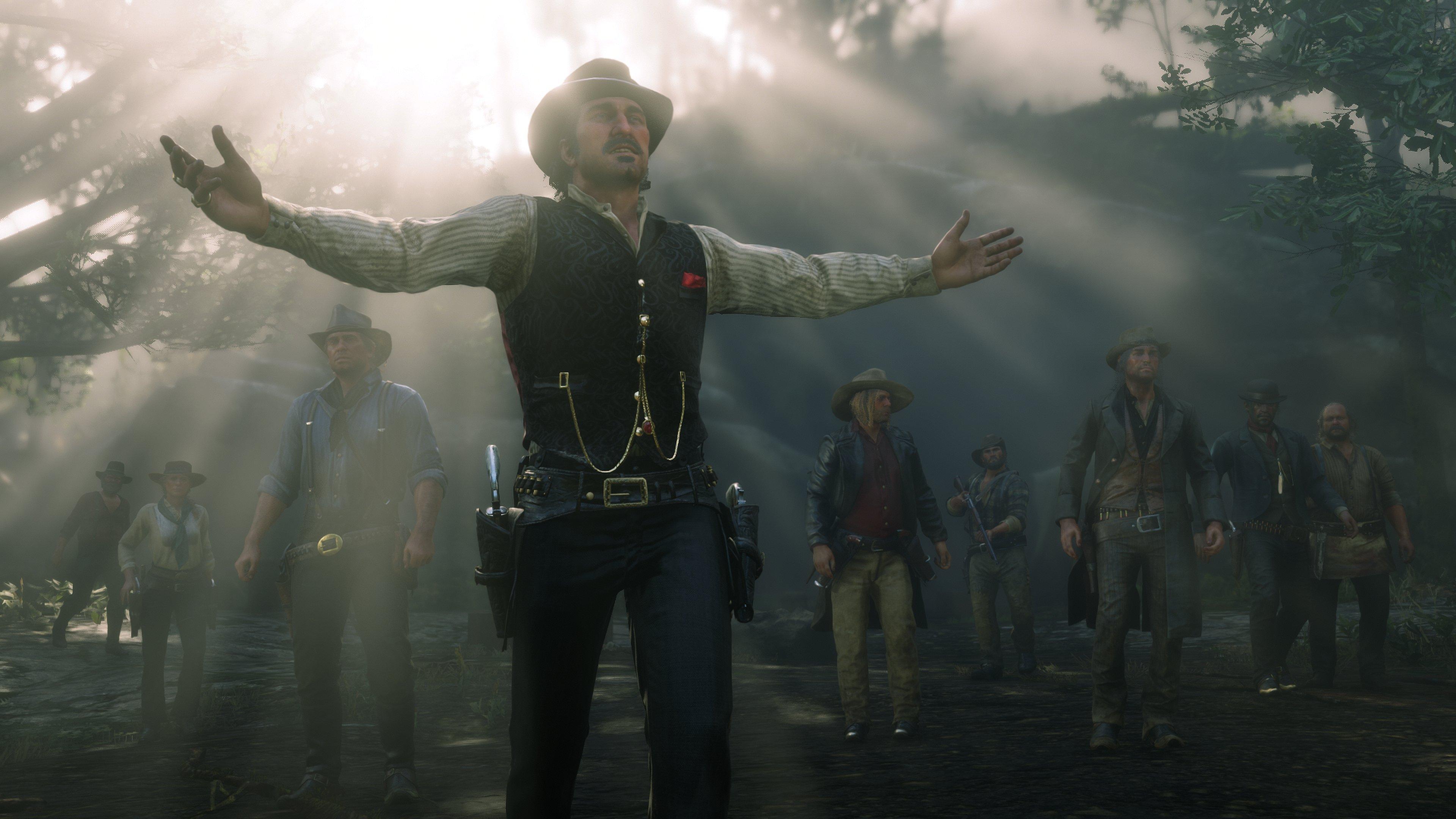 Red Dead Redemption 2 4k 2018, HD Games, 4k Wallpapers ...
