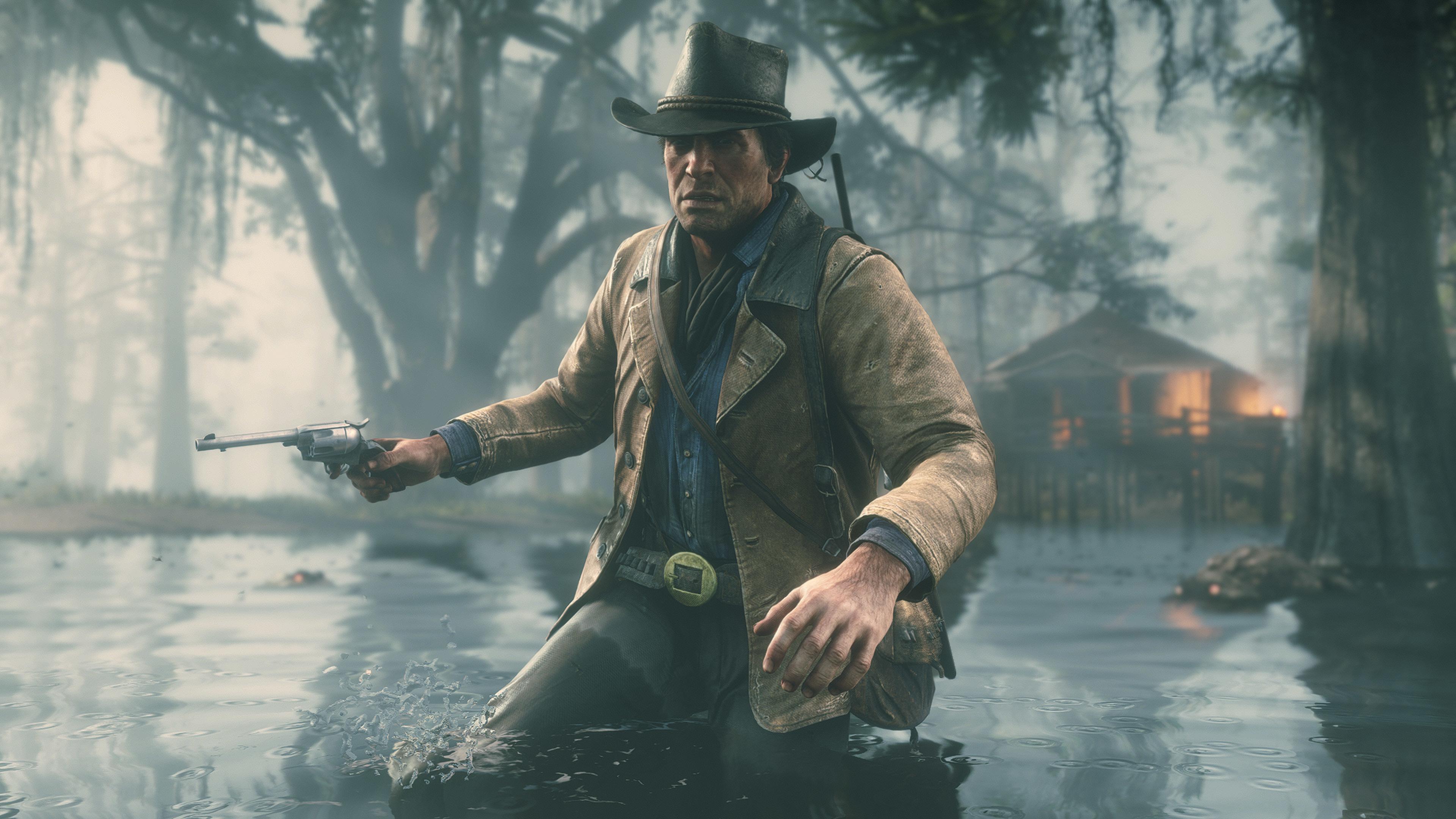 Red Dead Redemption 2 4k 2018 Game, HD Games, 4k ...