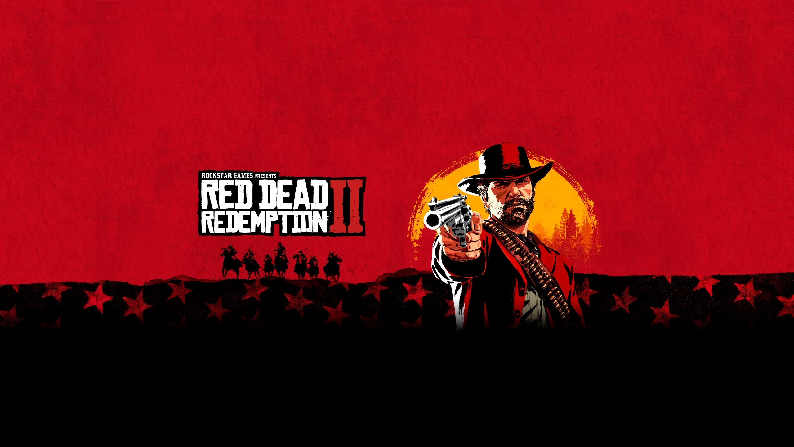 Red Dead Redemption 2 4k Wallpaper: Red Dead Redemption 2, HD Games, 4k Wallpapers, Images