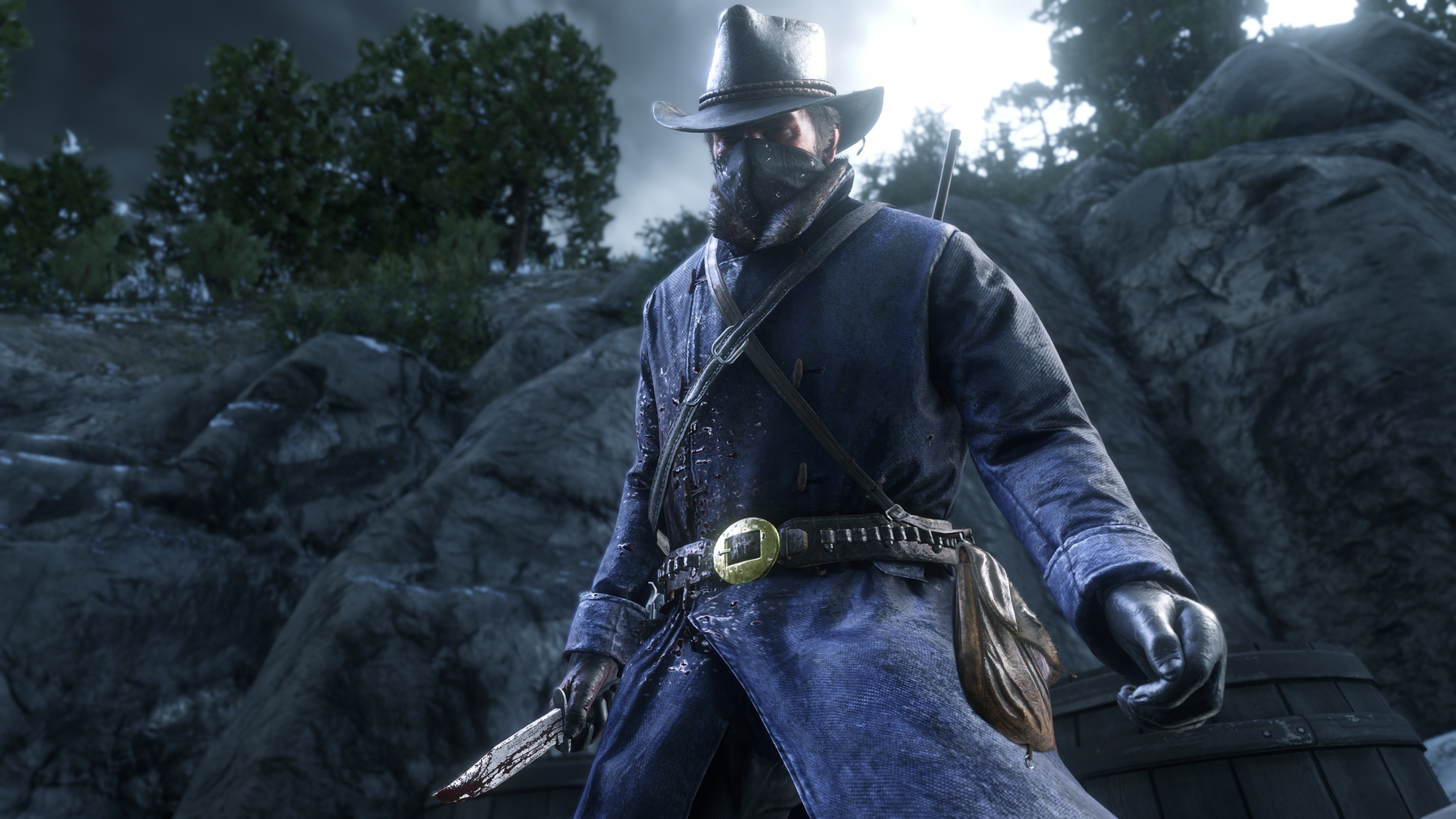 Red Dead Redemption 2 PS4 4k, HD Games, 4k Wallpapers ...