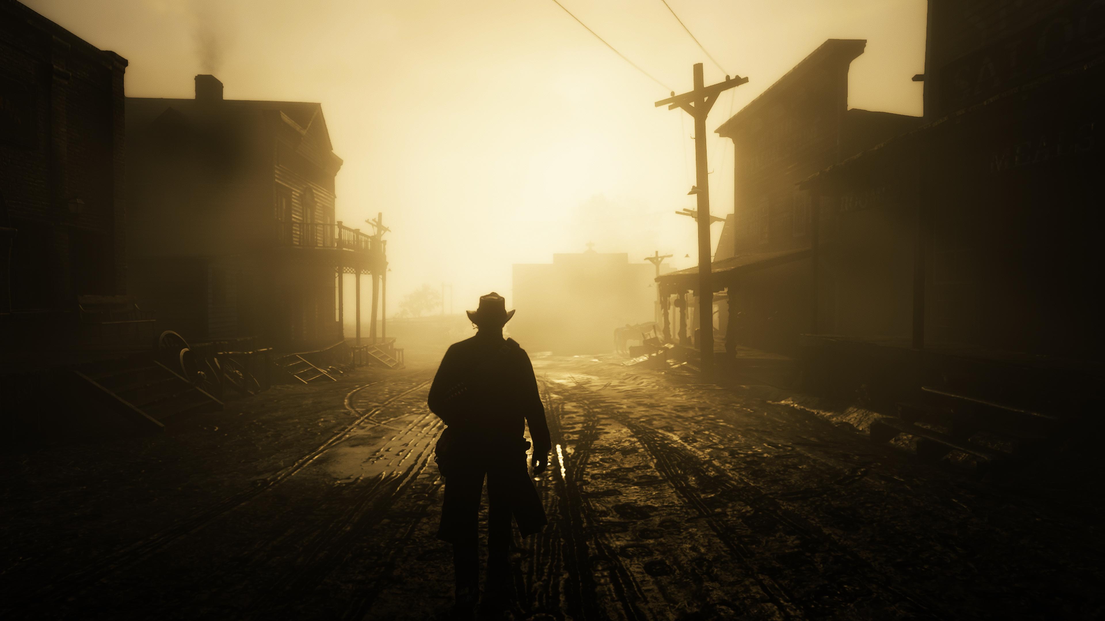 Ipad Retina Hd Wallpaper Rockstar Games: 3840x2160 Red Dead Redemption 2 Rockstar Games 4k HD 4k