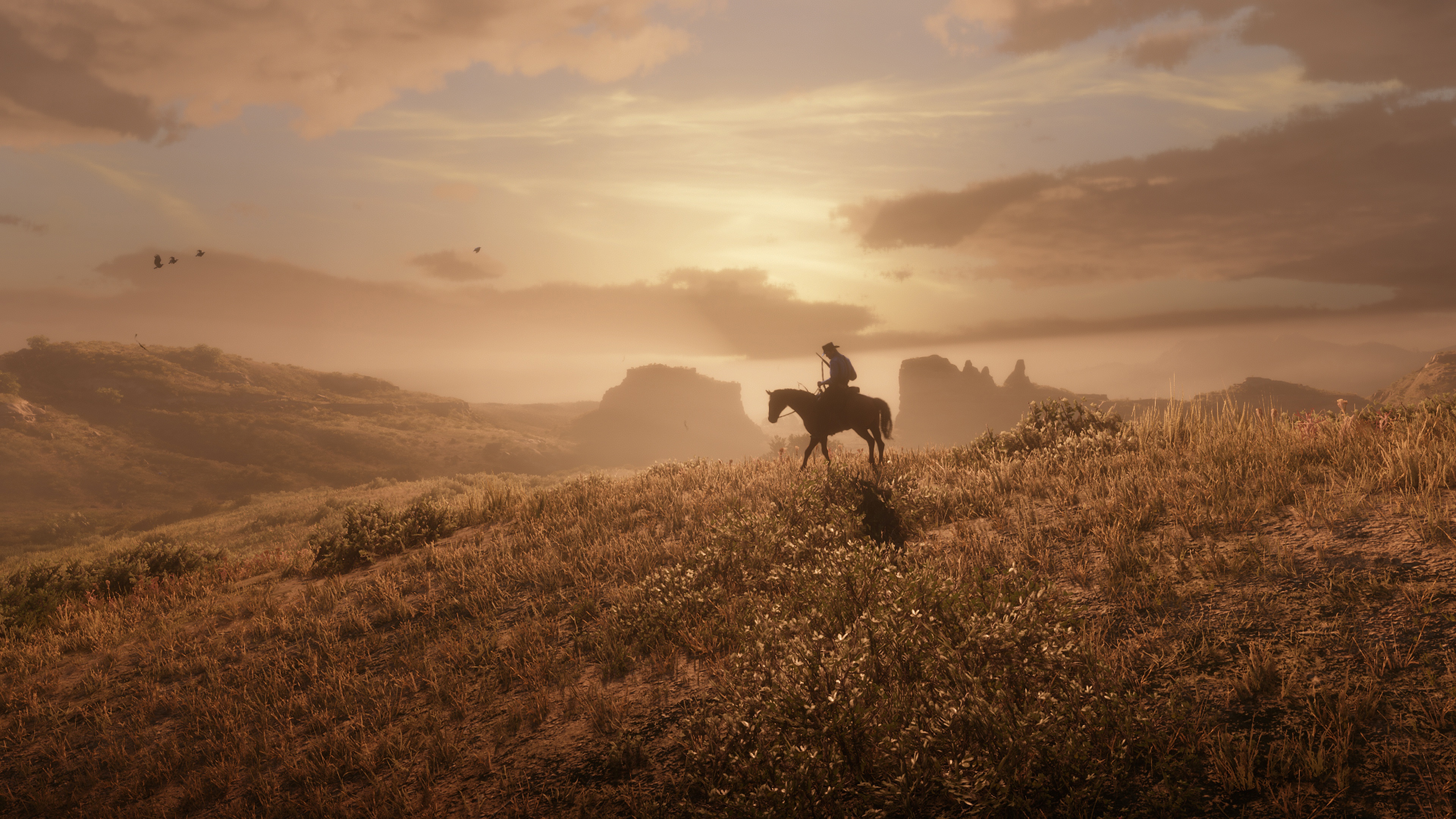 1600x1200 Red Dead Redemption 2 Xbox One 4k 1600x1200
